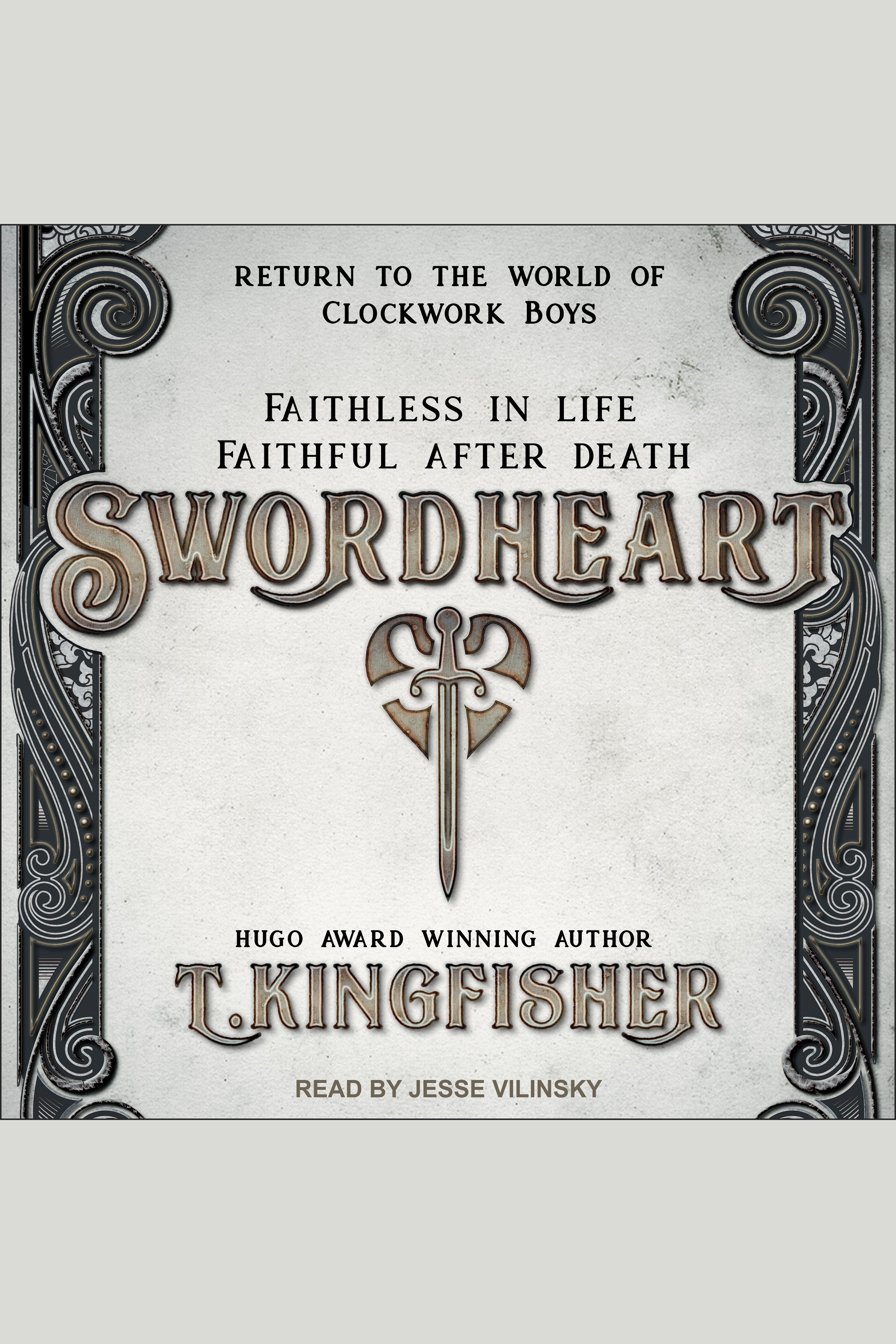 Cover Image of Swordheart