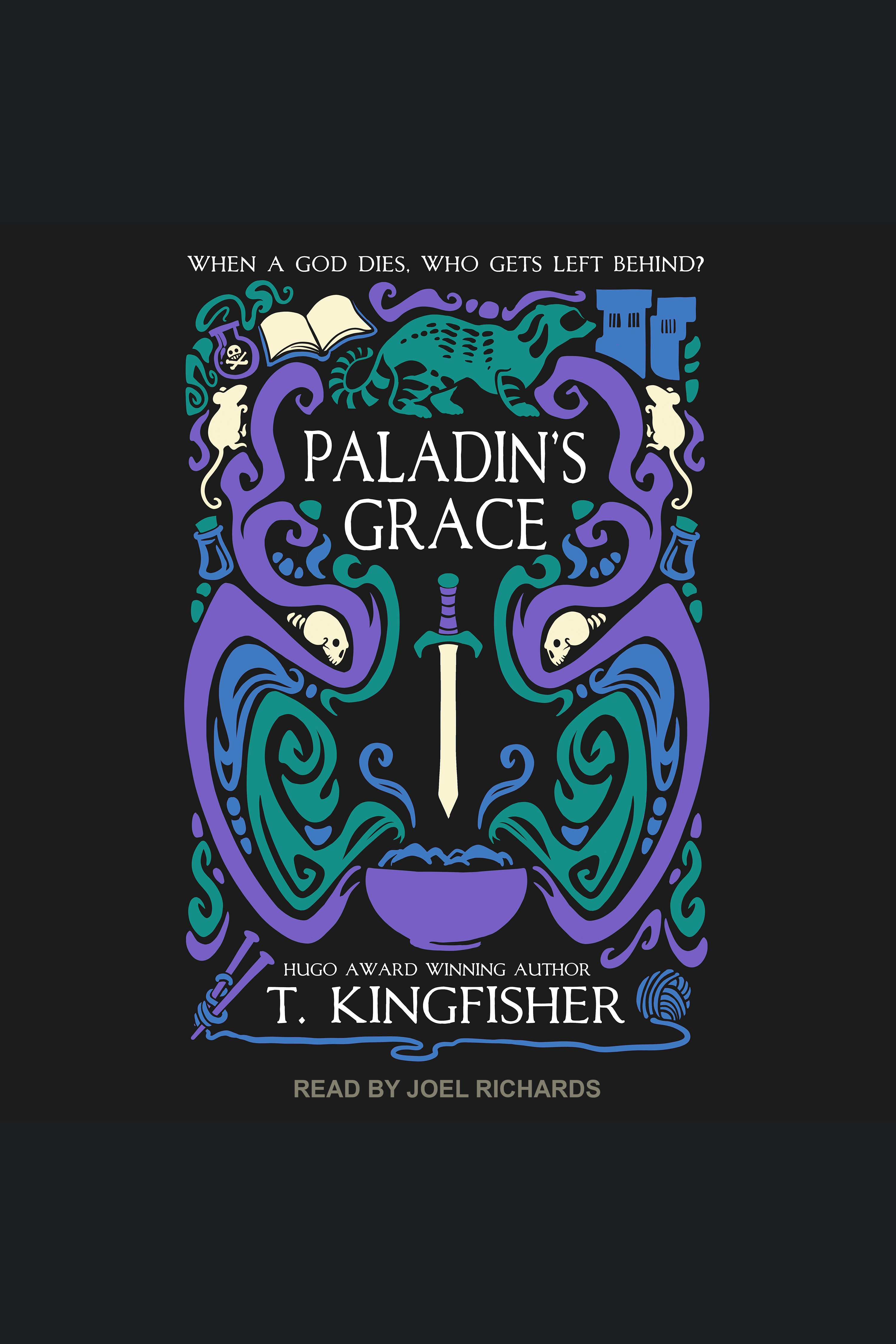 Cover Image of Paladin's Grace