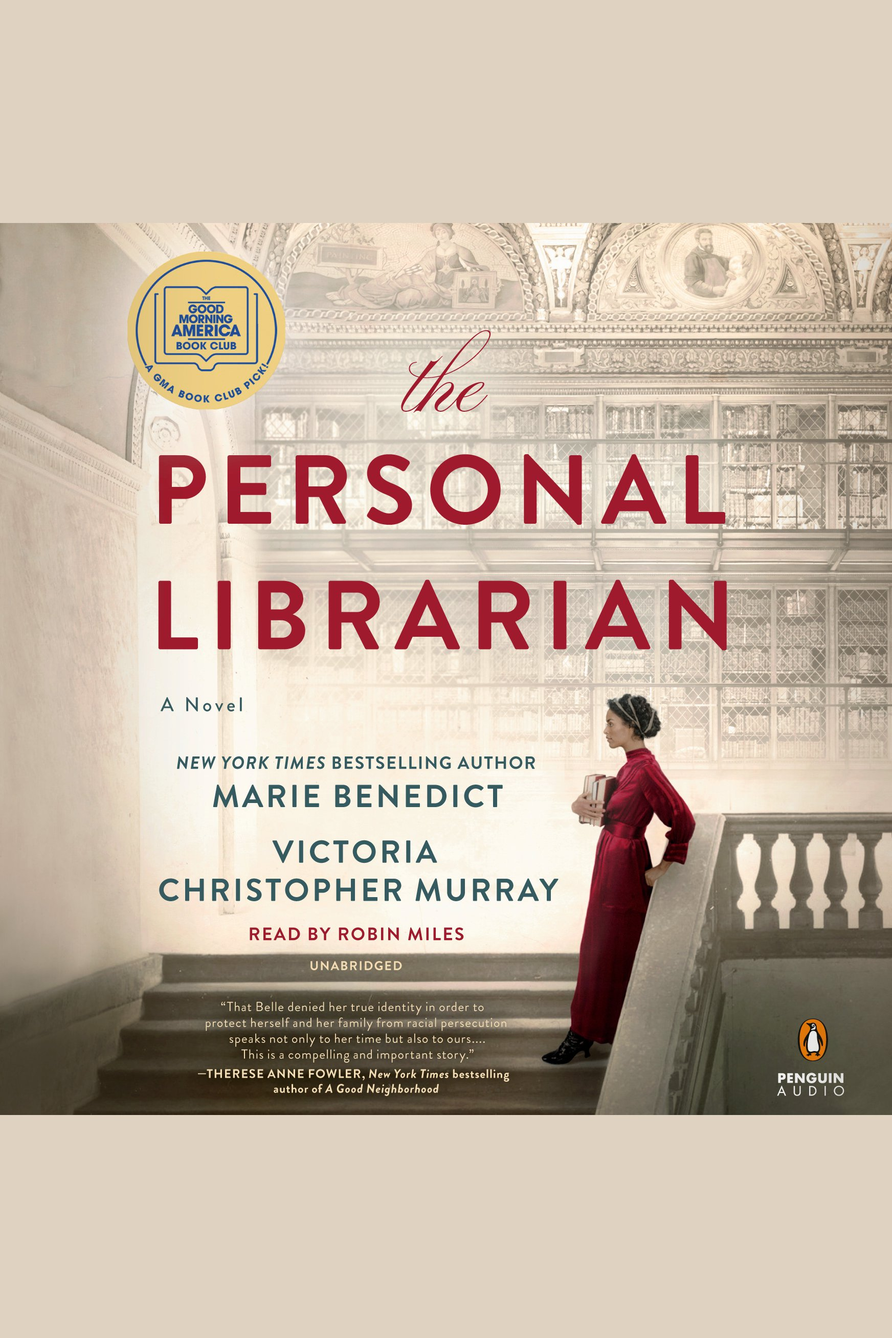 Personal Librarian, The