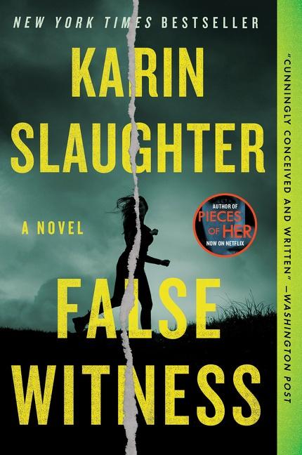 False Witness A Novel