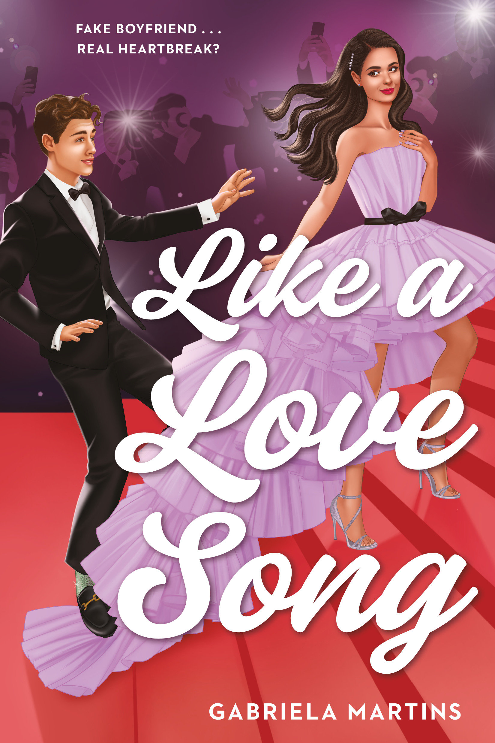 Cover Image of Like a Love Song