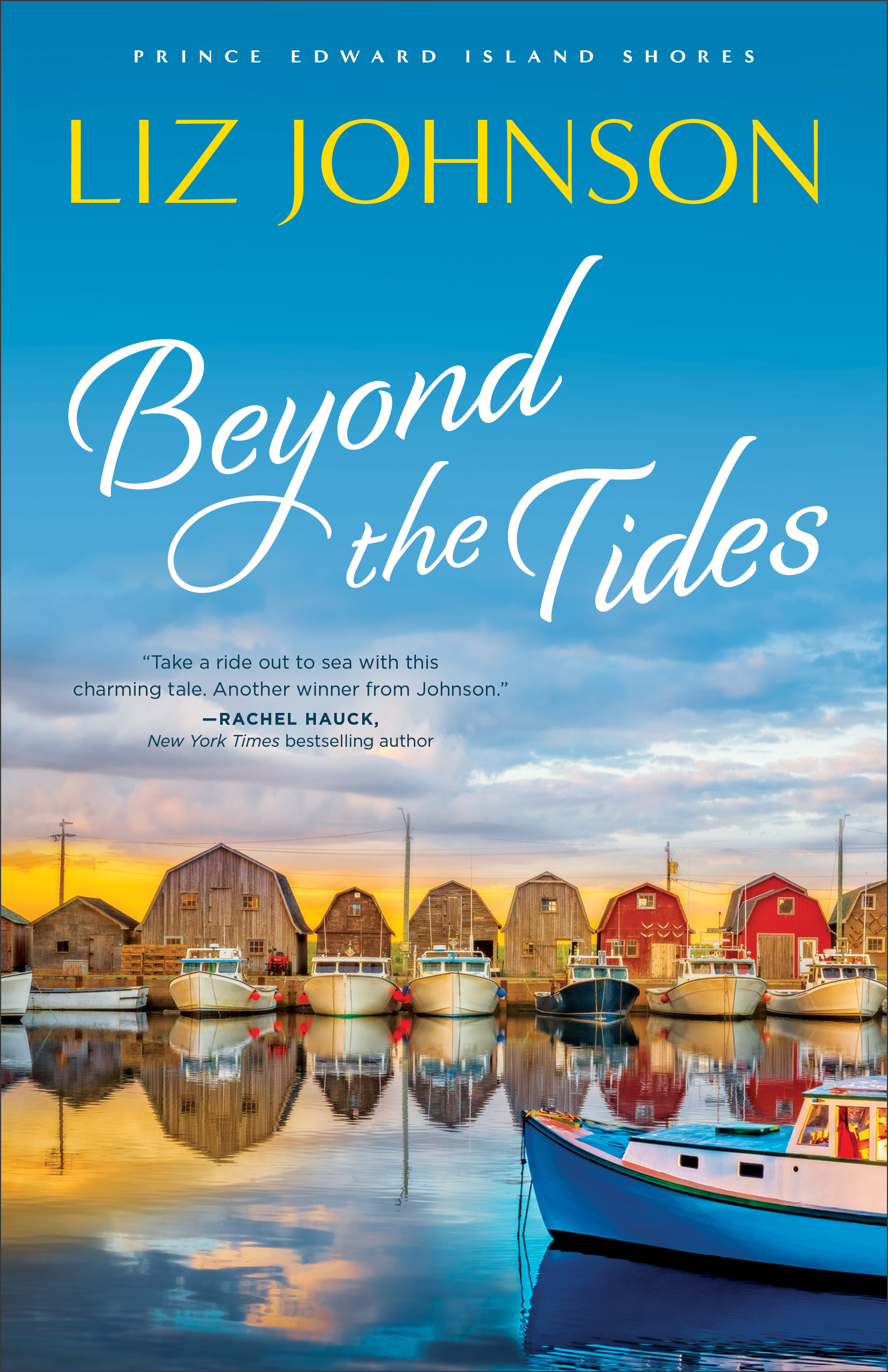 Beyond the Tides (Prince Edward Island Shores Book #1)