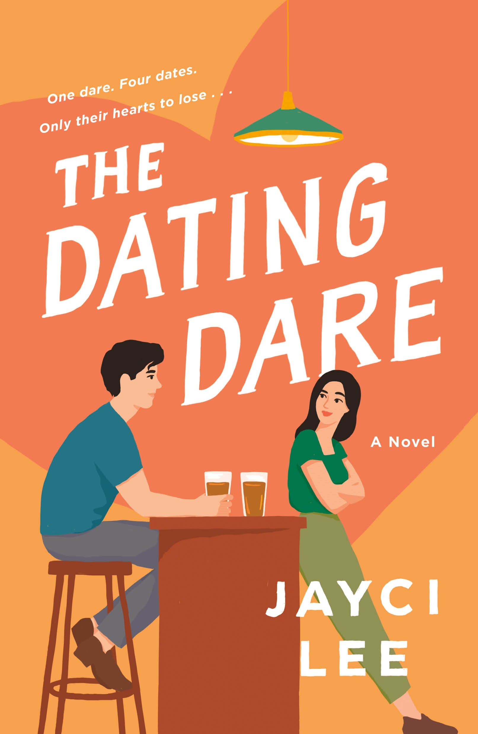 Cover Image of The Dating Dare