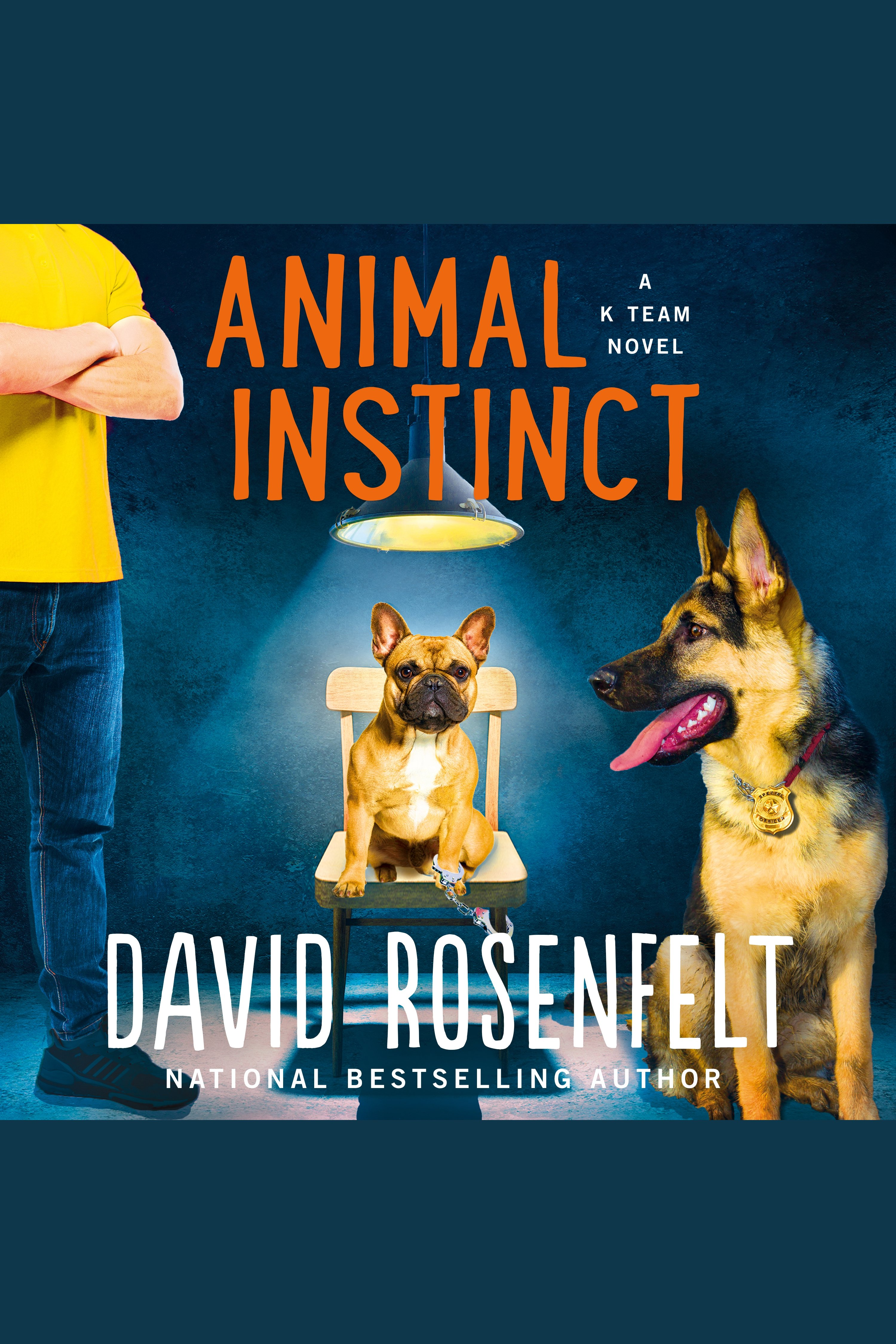 Animal Instinct A K Team Novel