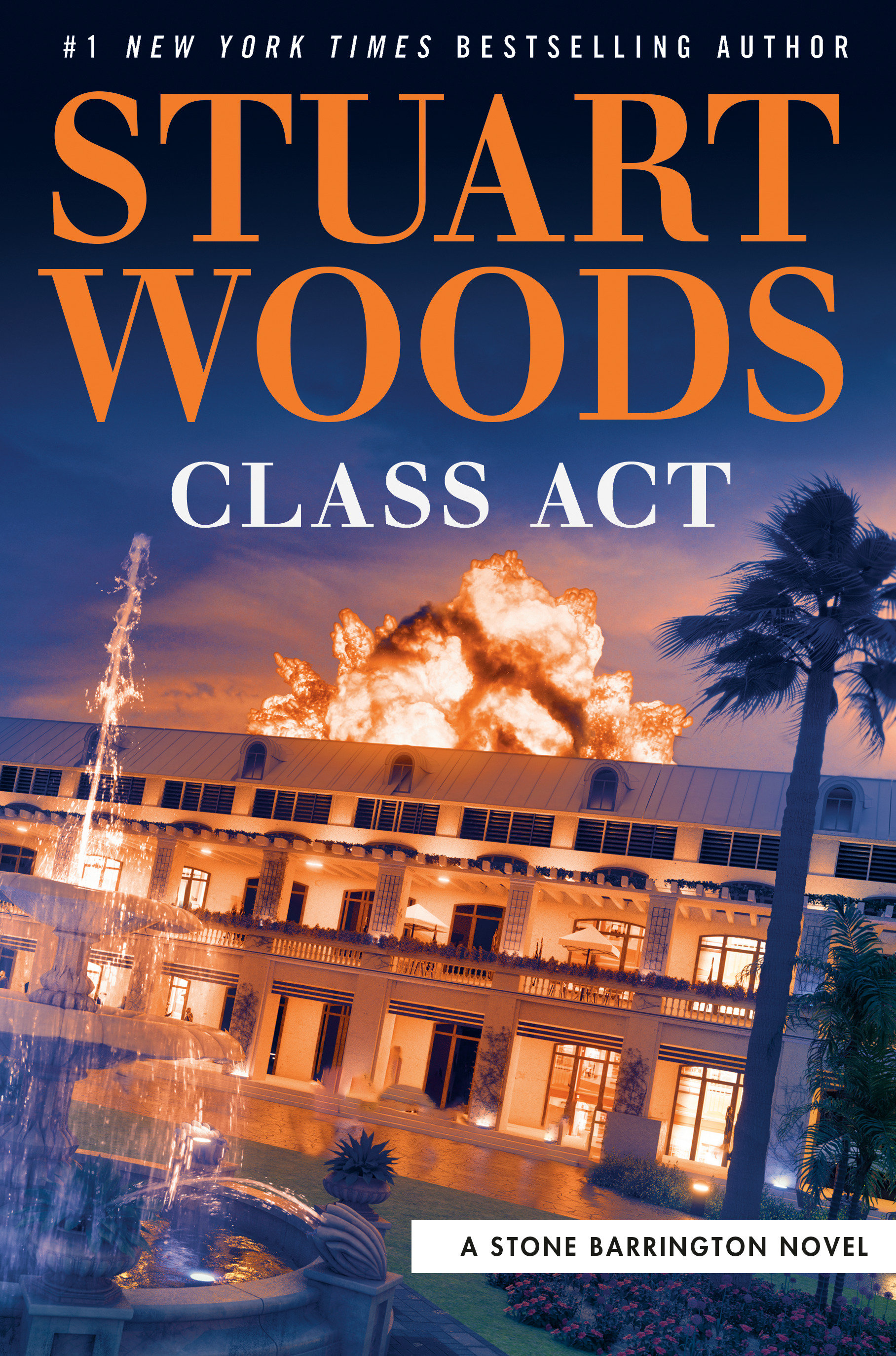 Cover Image of Class Act