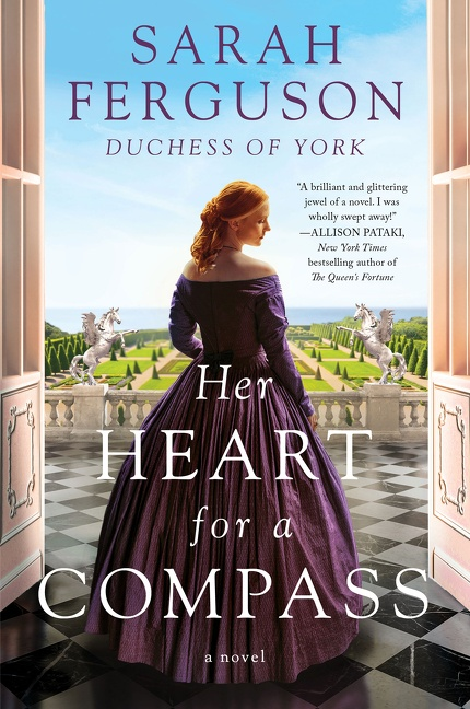 Her Heart for a Compass A Novel