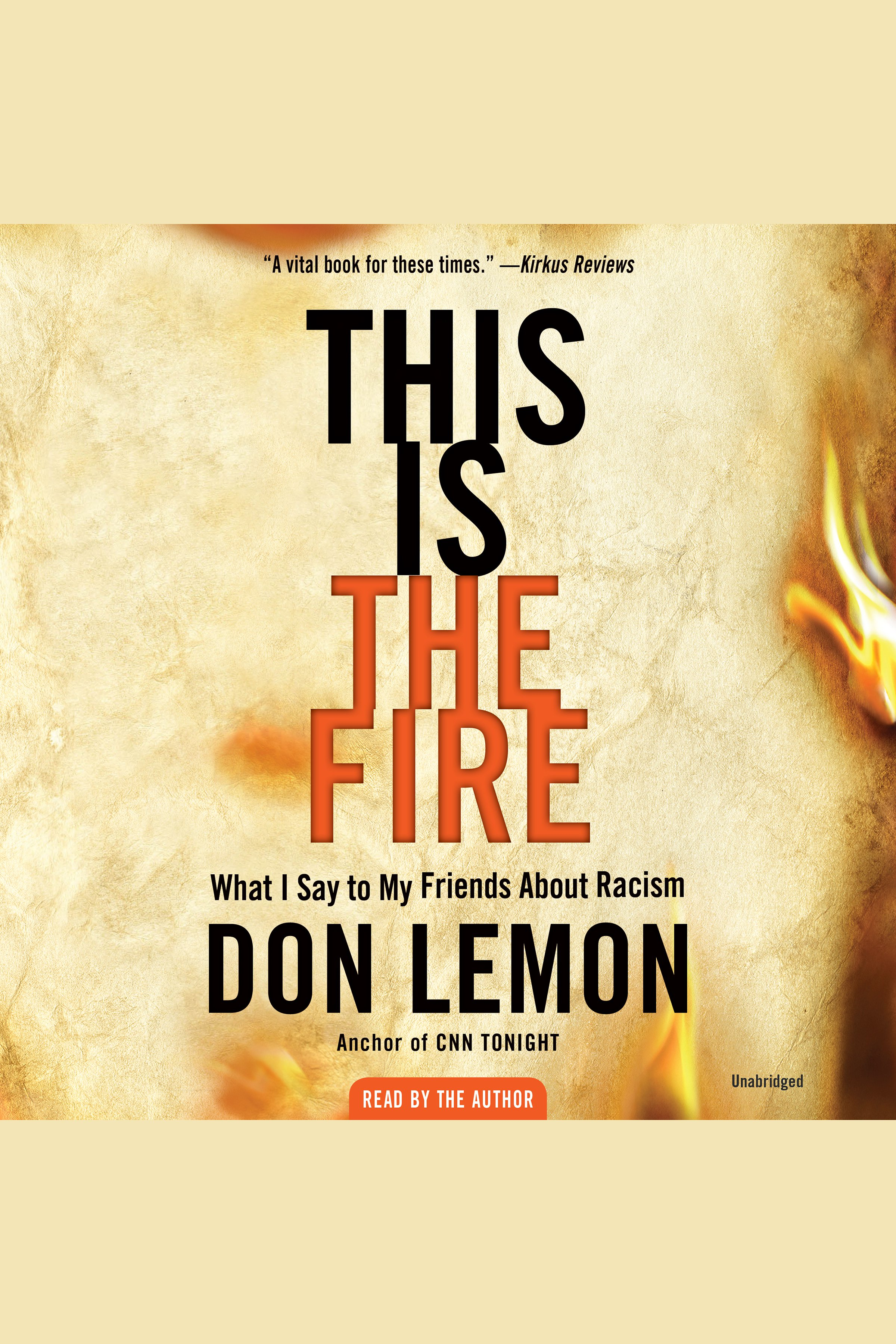 Cover Image of This Is the Fire