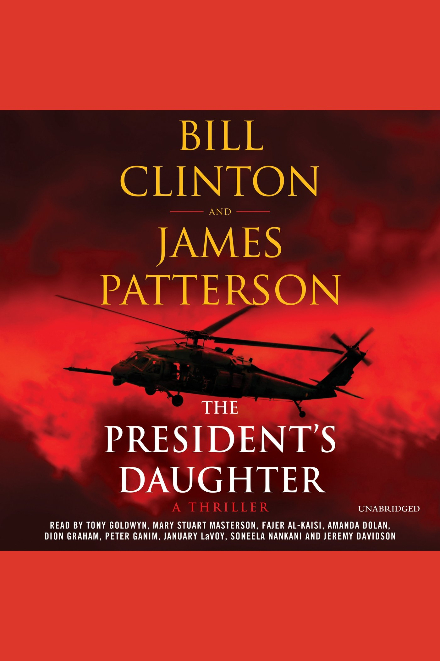 Cover Image of President's Daughter, The