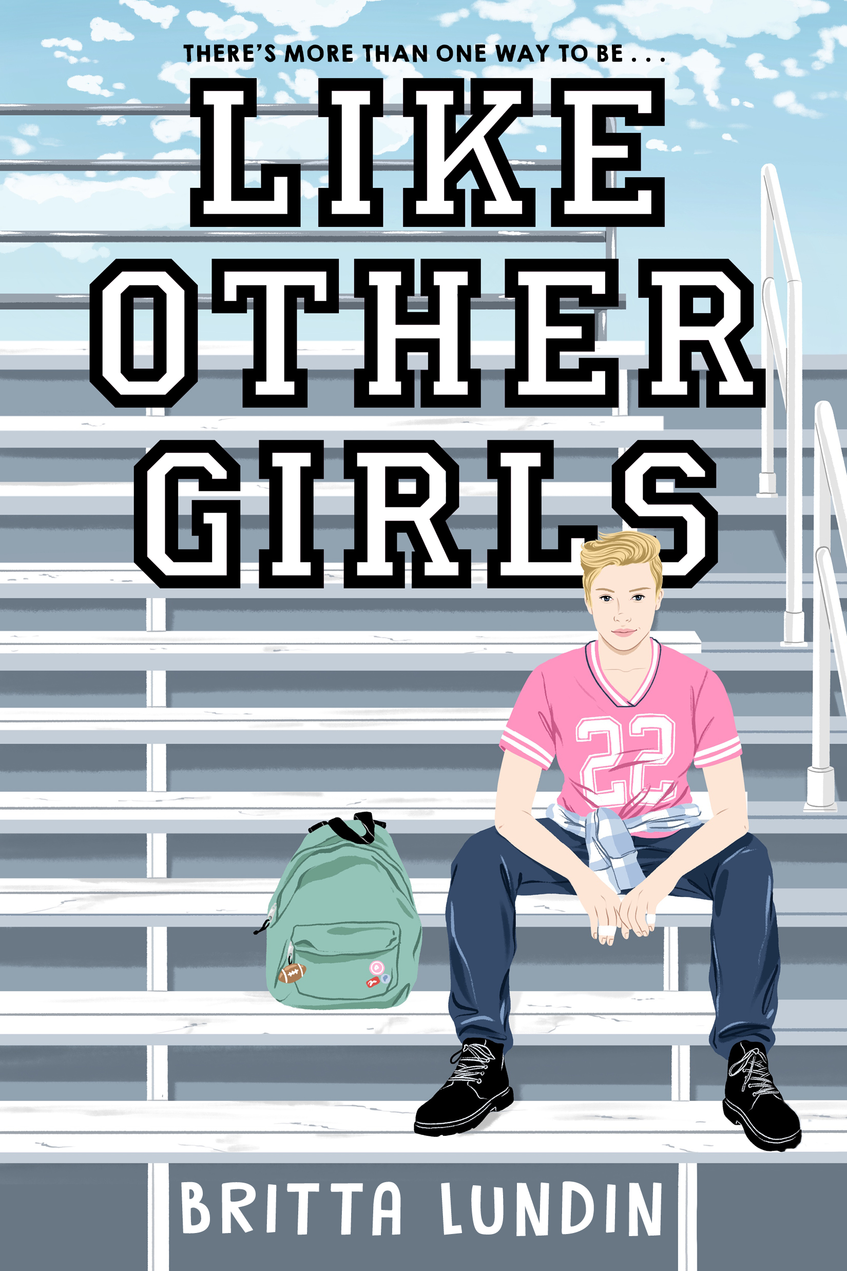 Cover Image of Like Other Girls