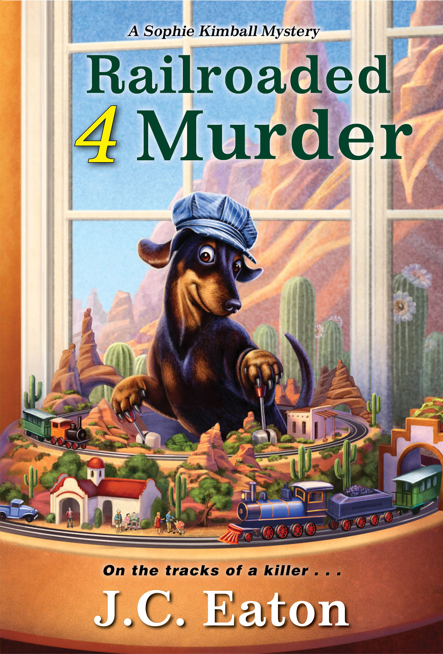 Railroaded 4 Murder