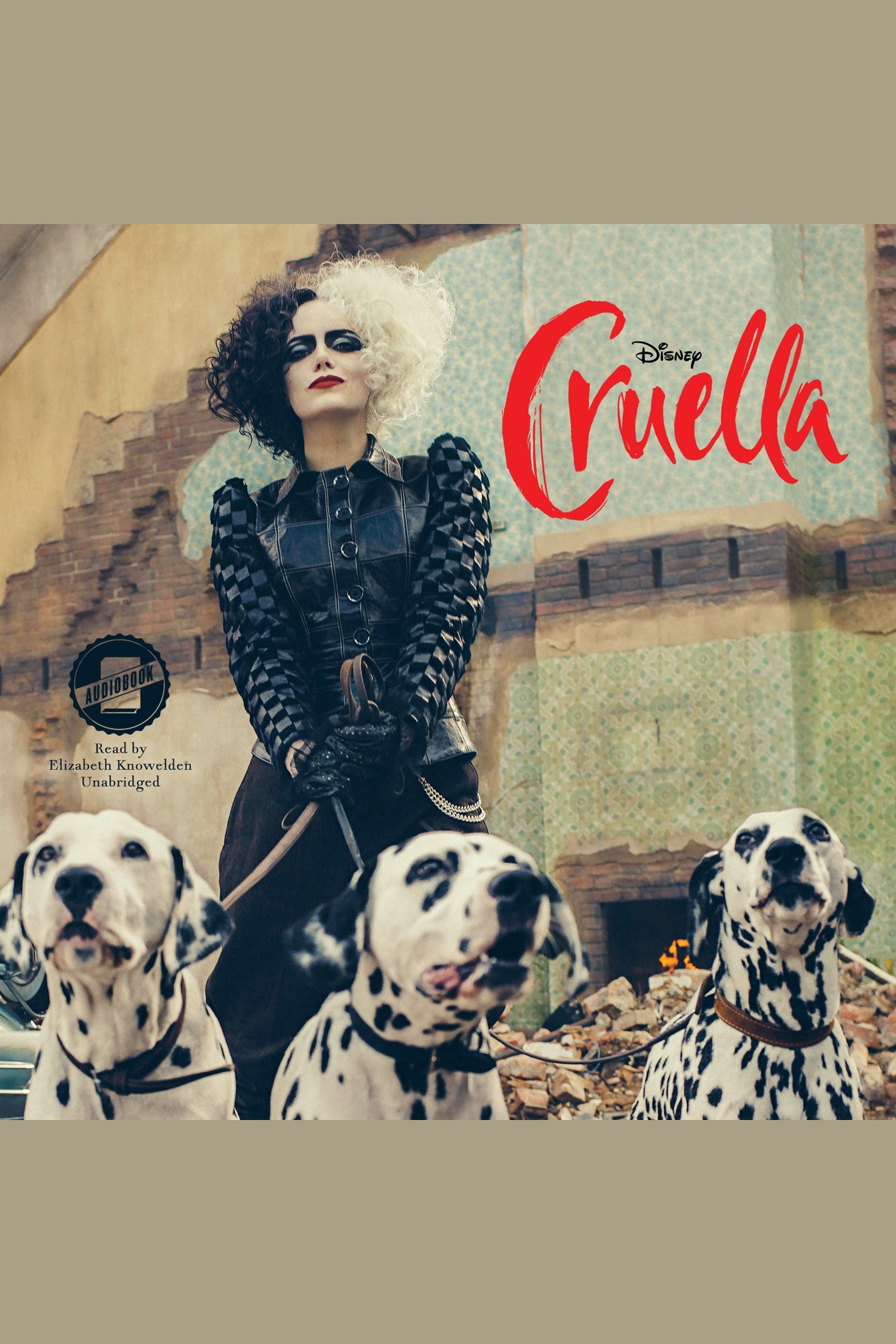 Cruella Live Action Novelization