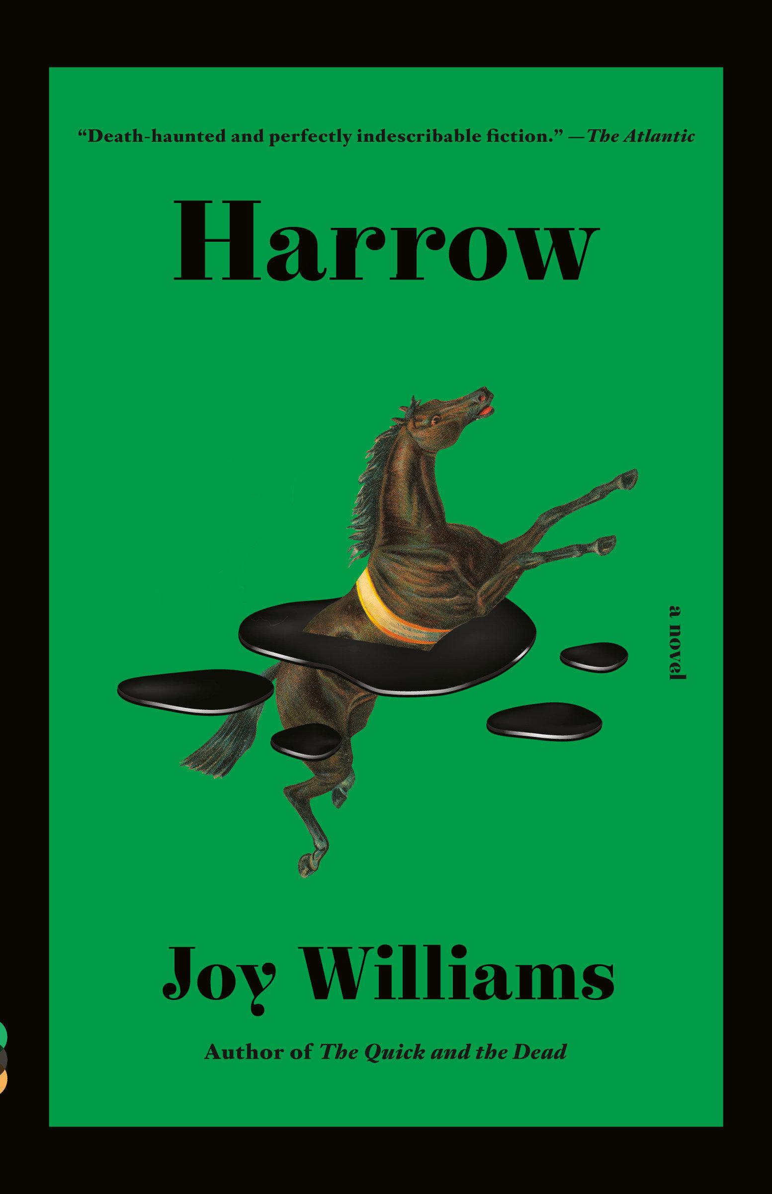 Harrow A novel