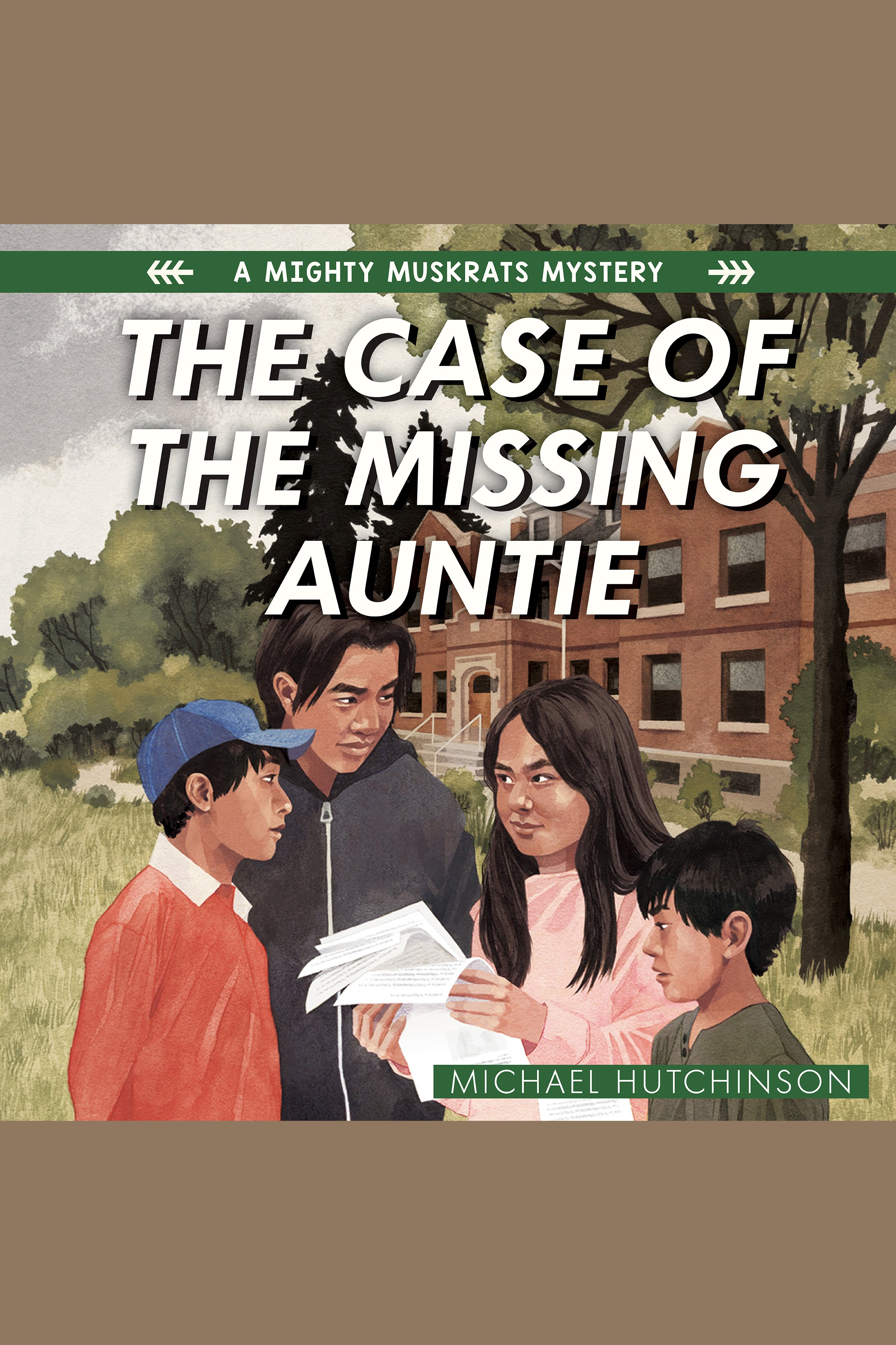 Case of the Missing Auntie, The
