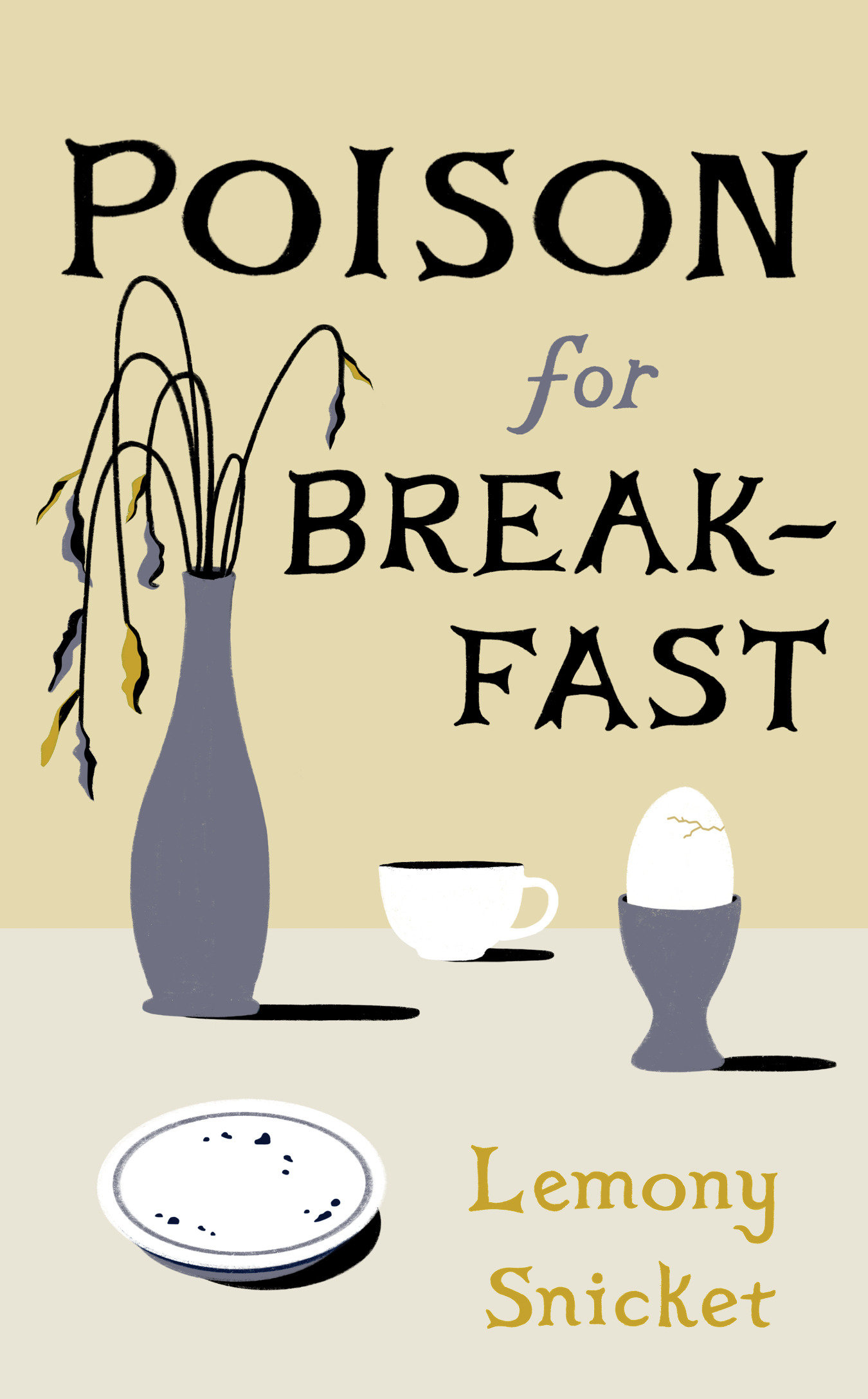 Cover Image of Poison for Breakfast