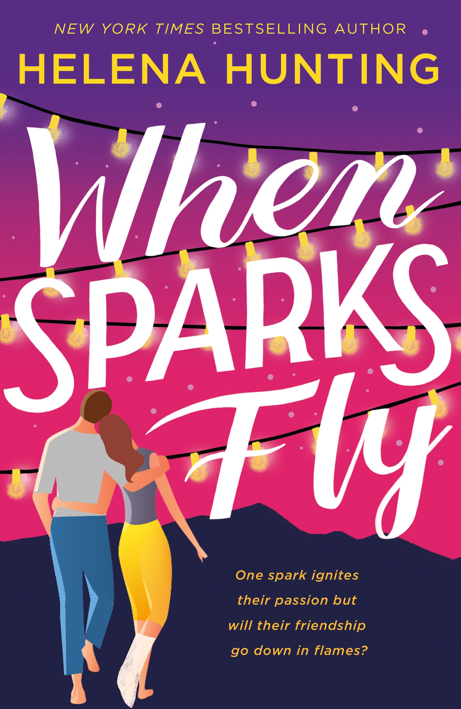 Cover Image of When Sparks Fly