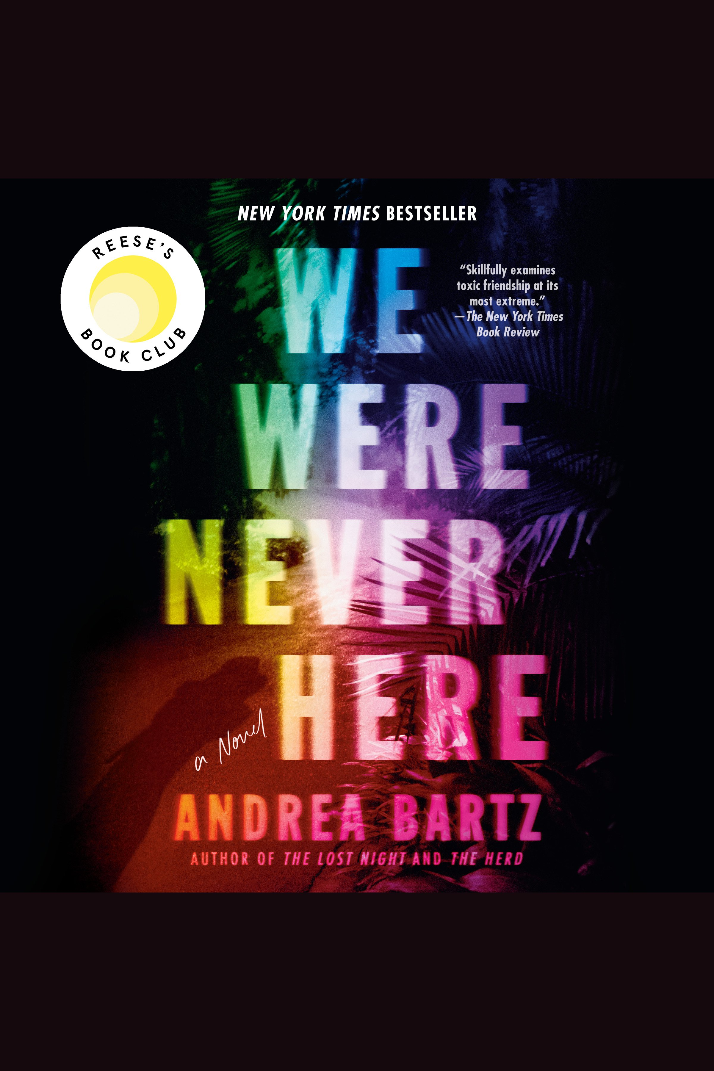 We Were Never Here [electronic resource] : A Novel