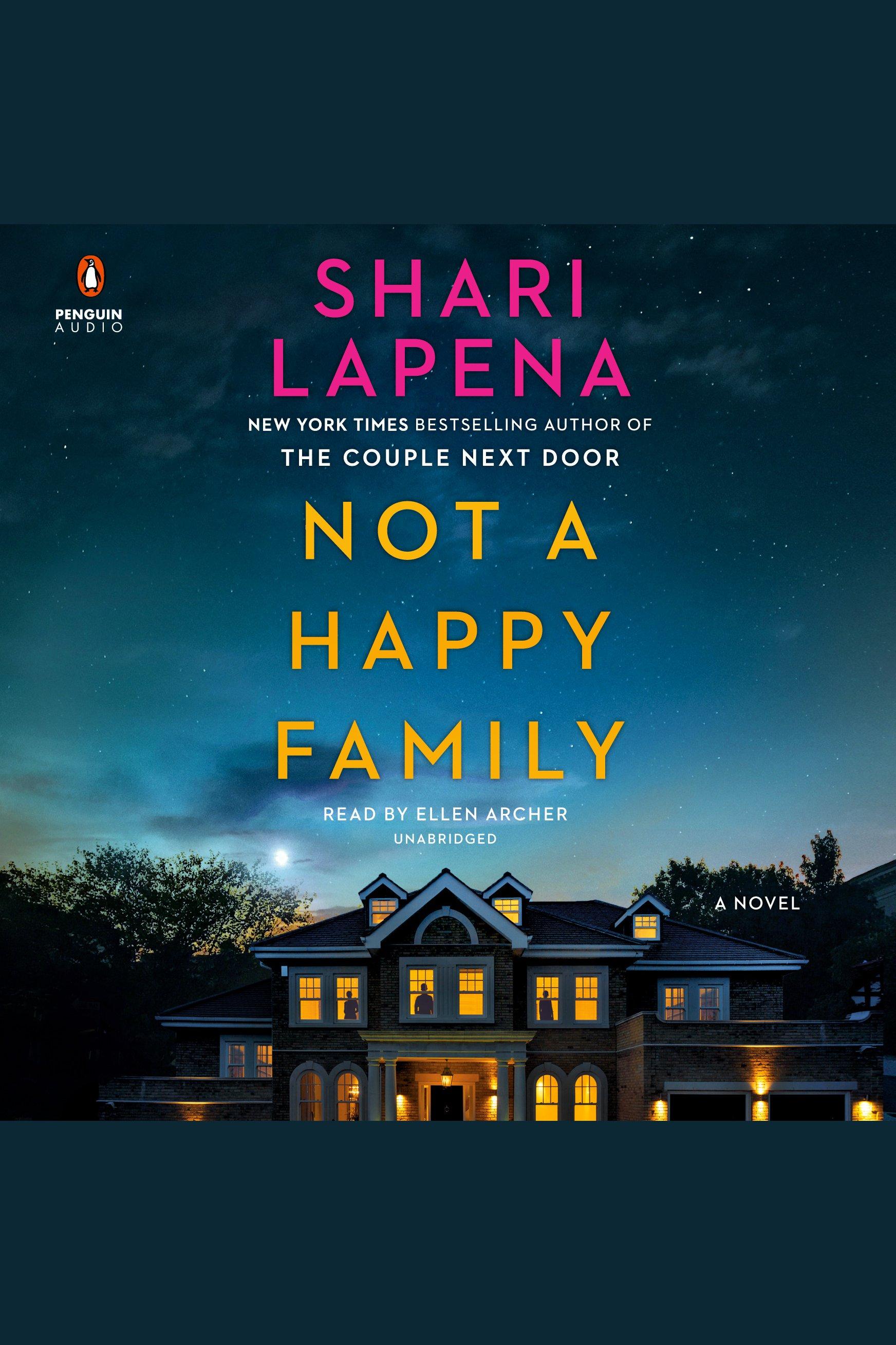 Not a Happy Family A Novel