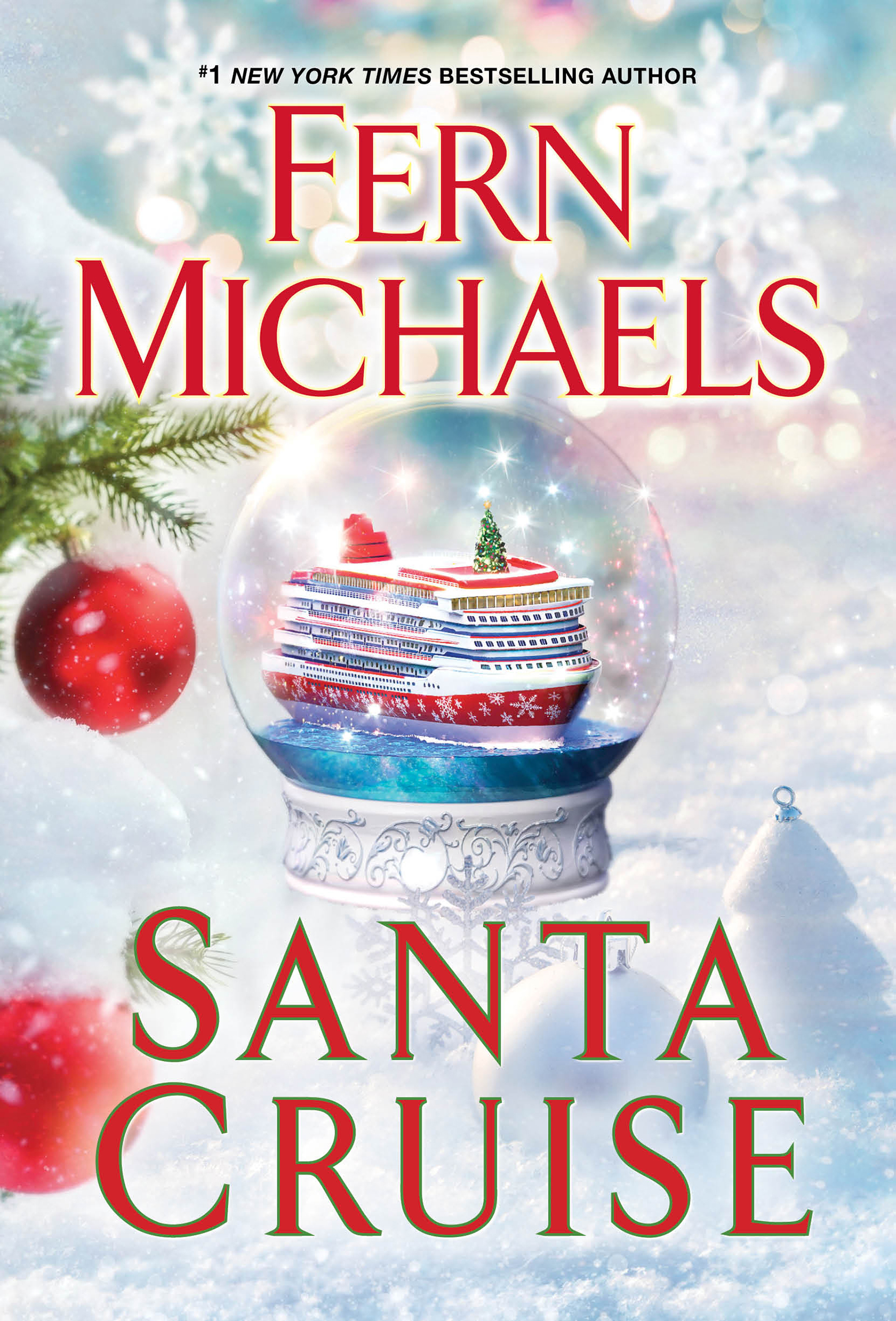 Santa Cruise A Festive and Fun Holiday Story