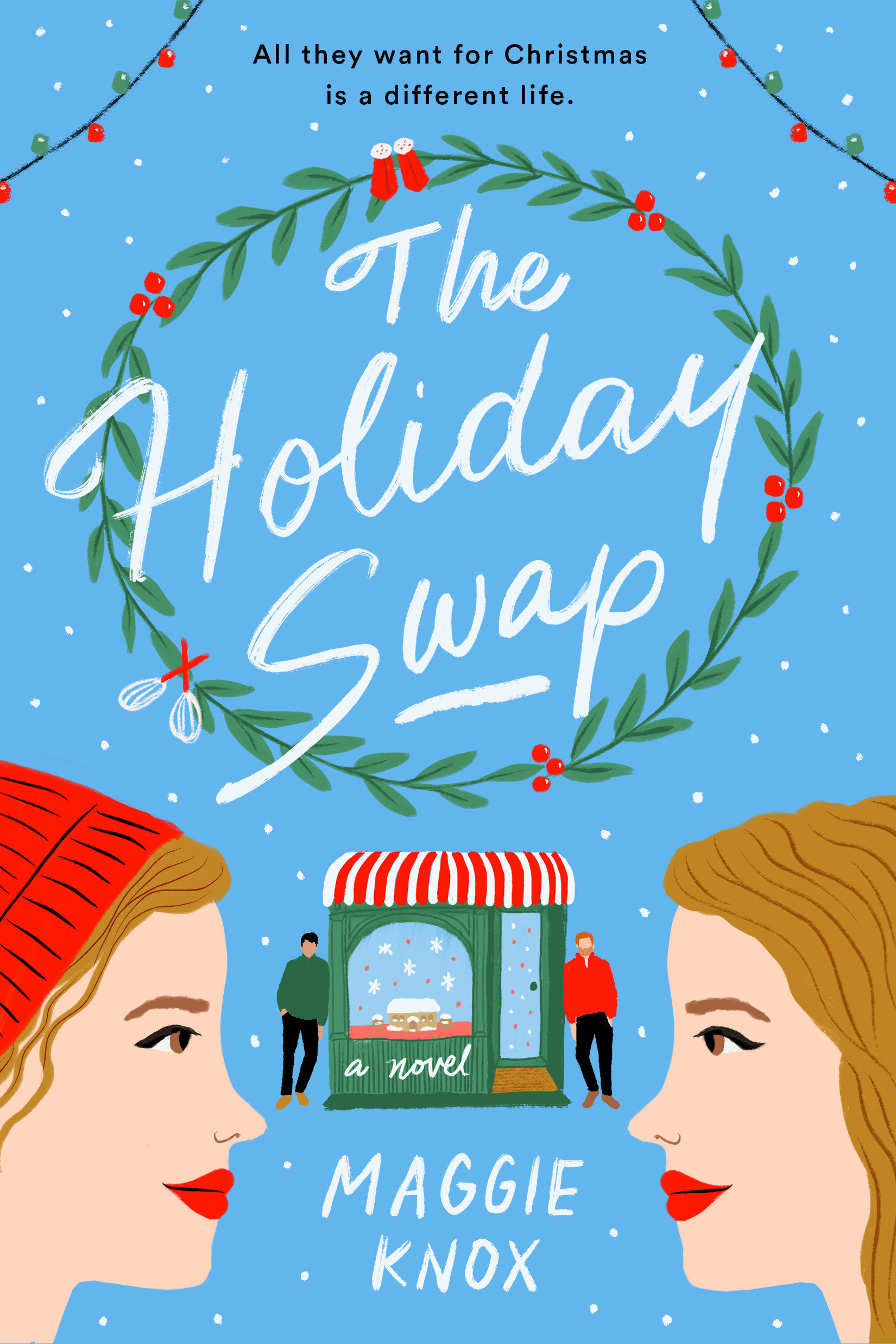 Cover Image of The Holiday Swap