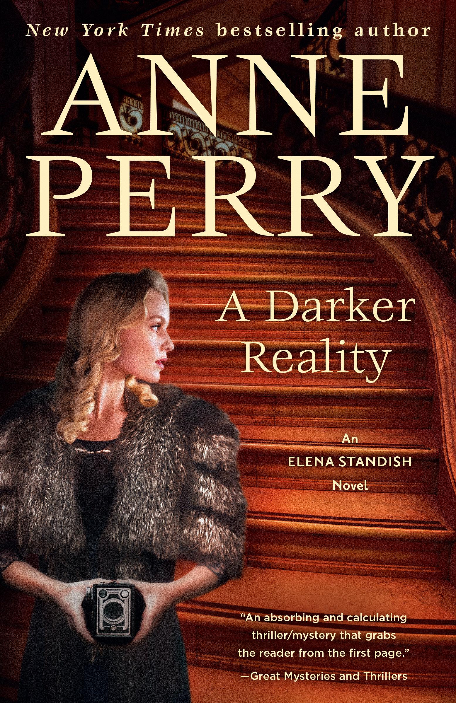 A Darker Reality An Elena Standish Novel