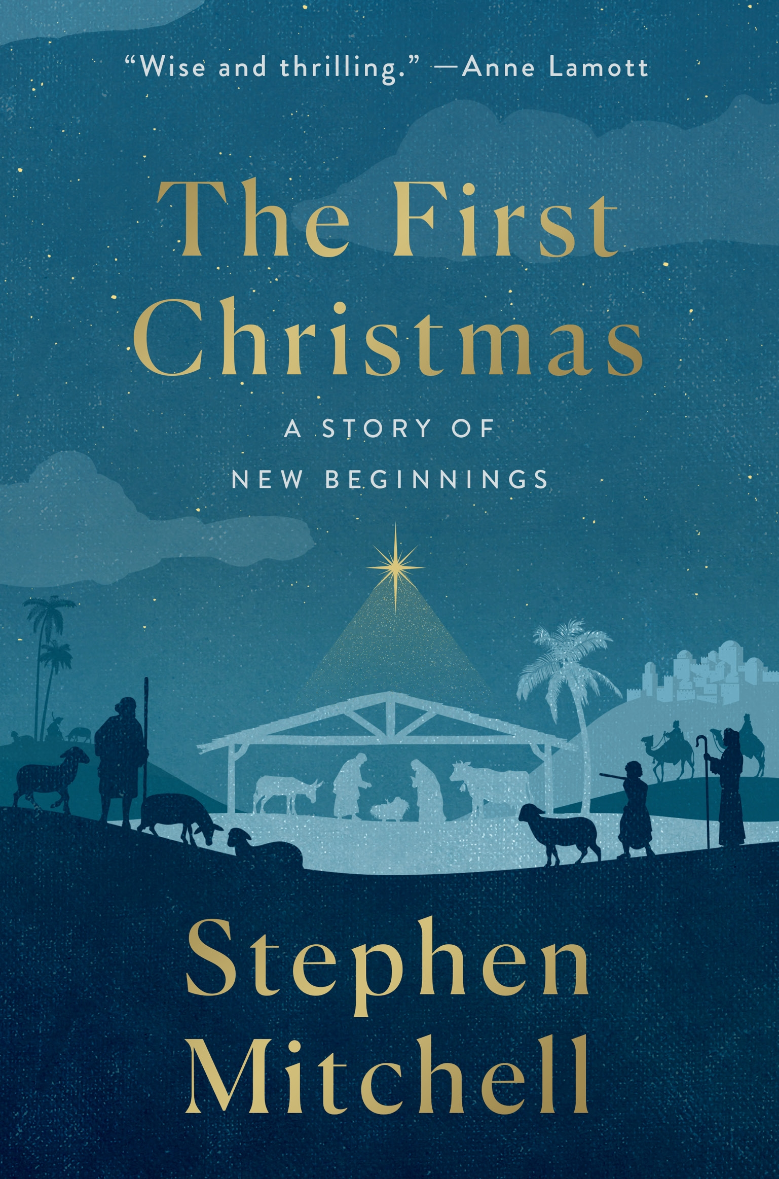The First Christmas A Story of New Beginnings