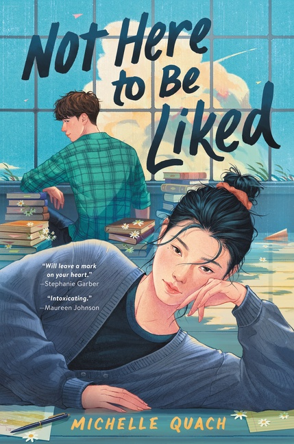 Cover Image of Not Here to Be Liked