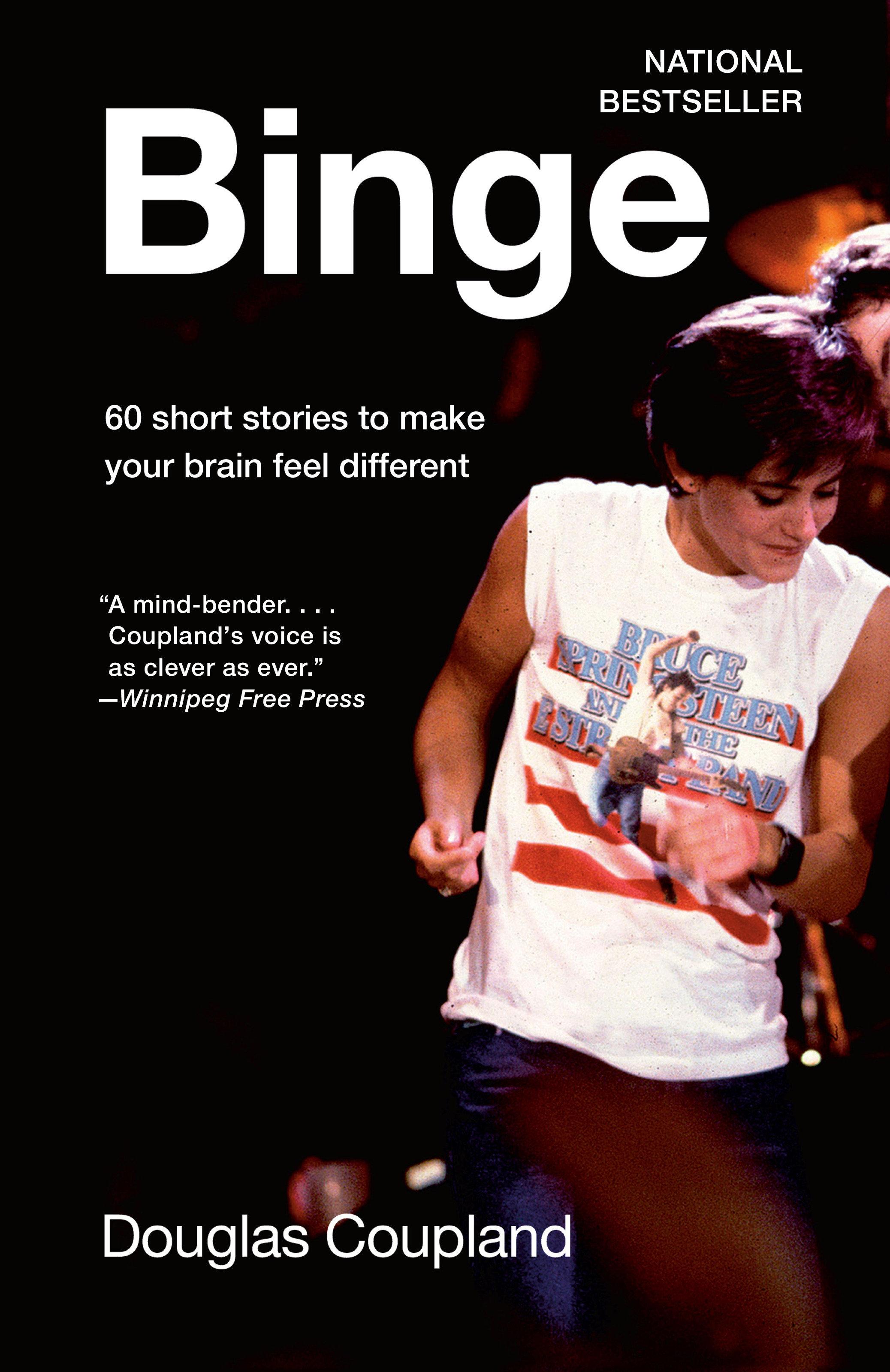 Cover Image of Binge