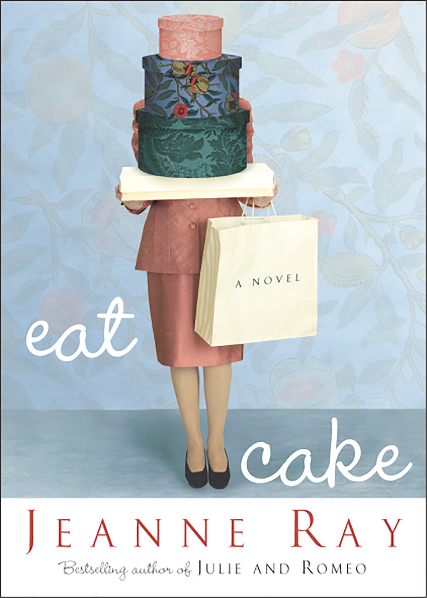 Eat cake cover image