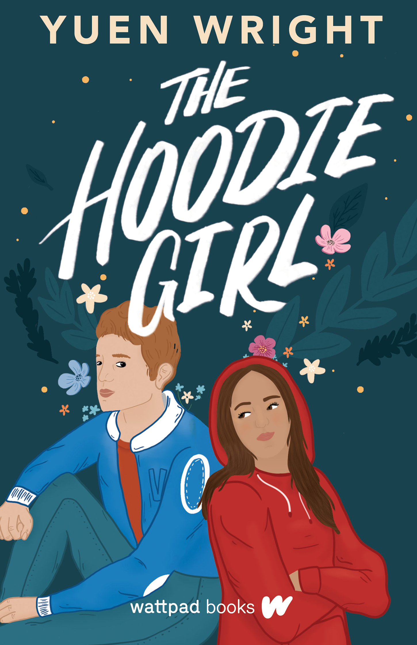 Cover Image of The Hoodie Girl