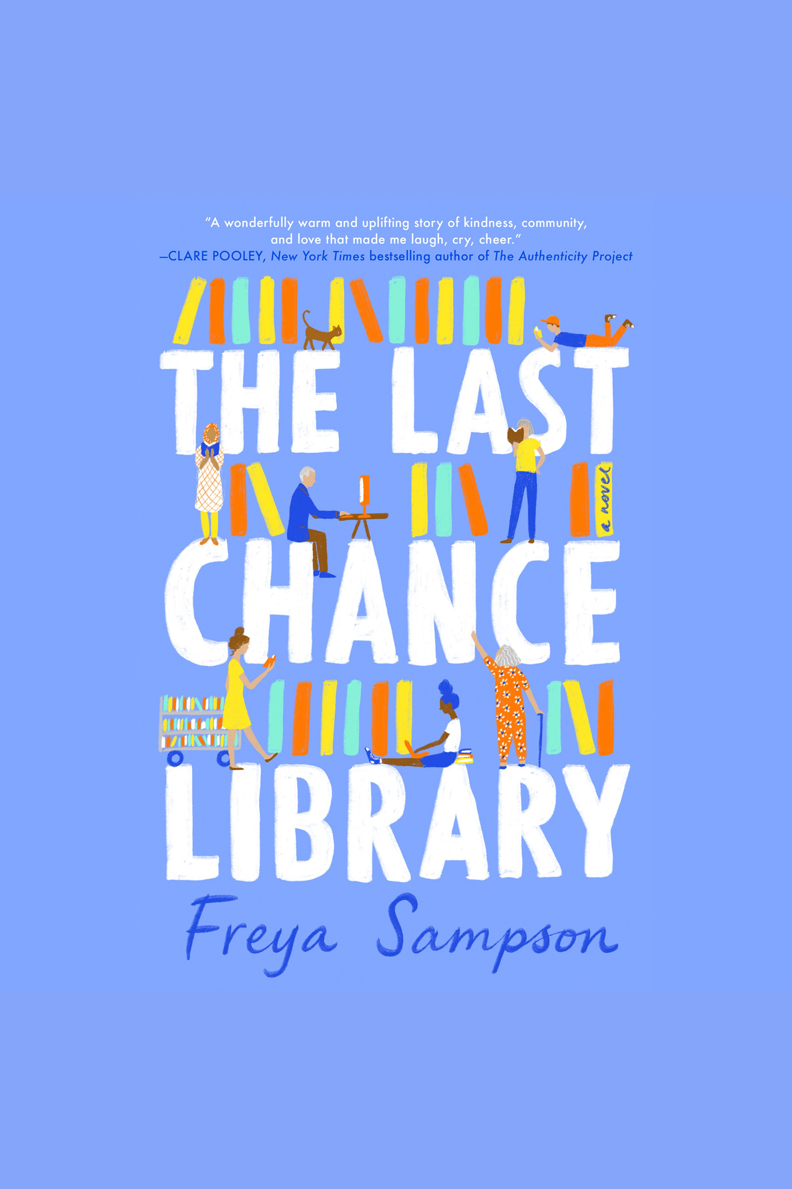 Last Chance Library, The