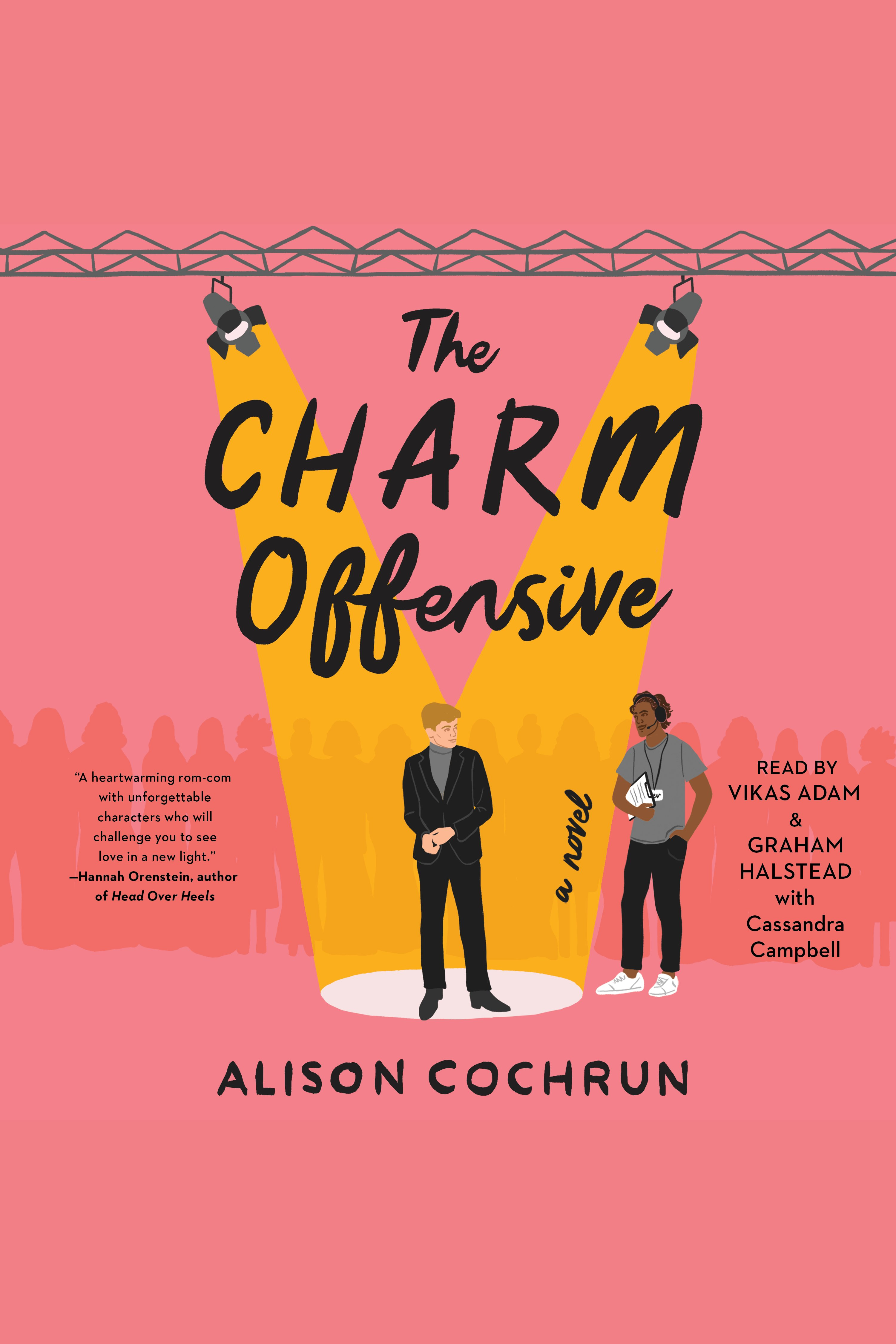 Charm Offensive, The A Novel