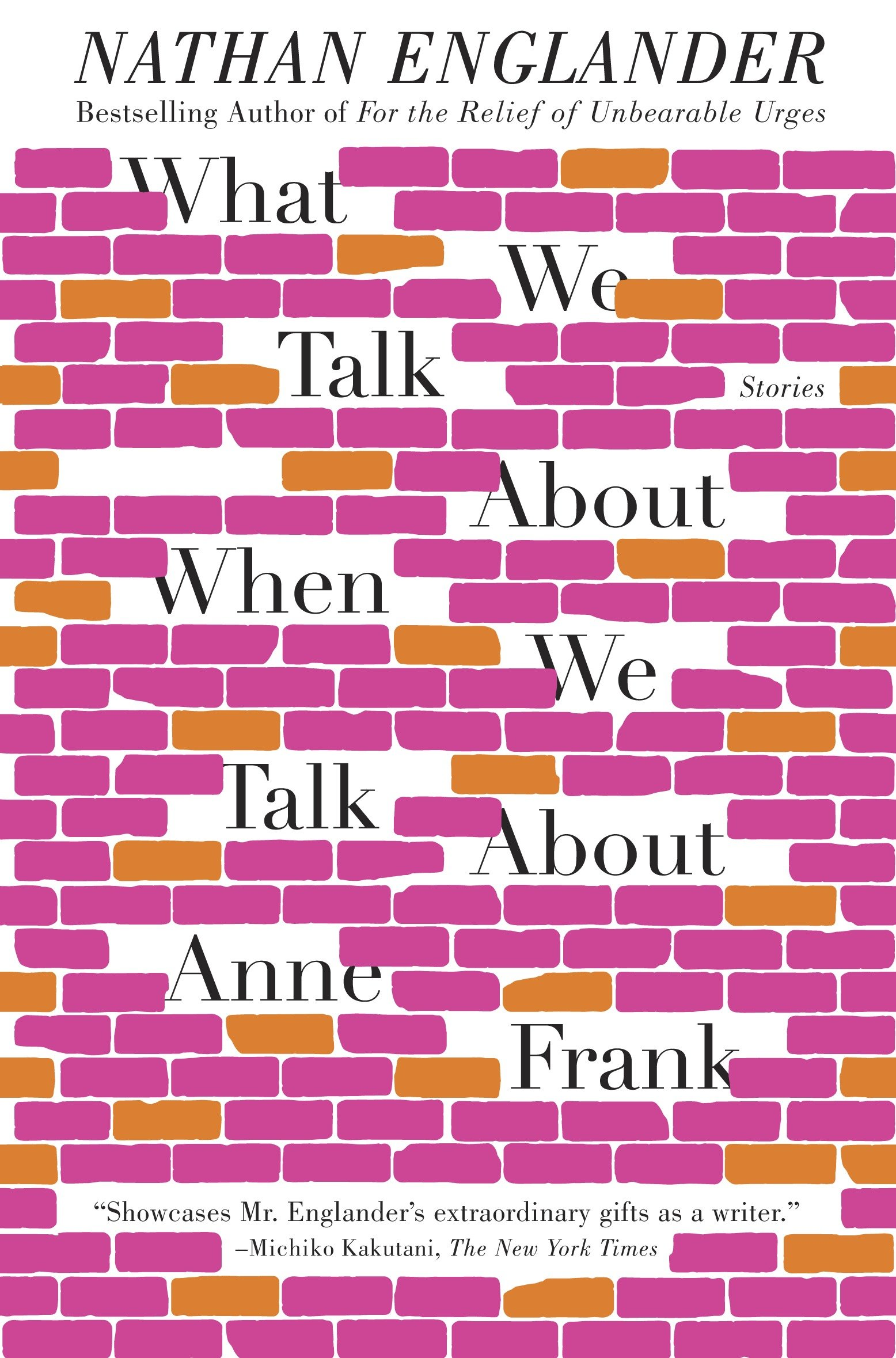What we talk about when we talk about Anne Frank Stories cover image