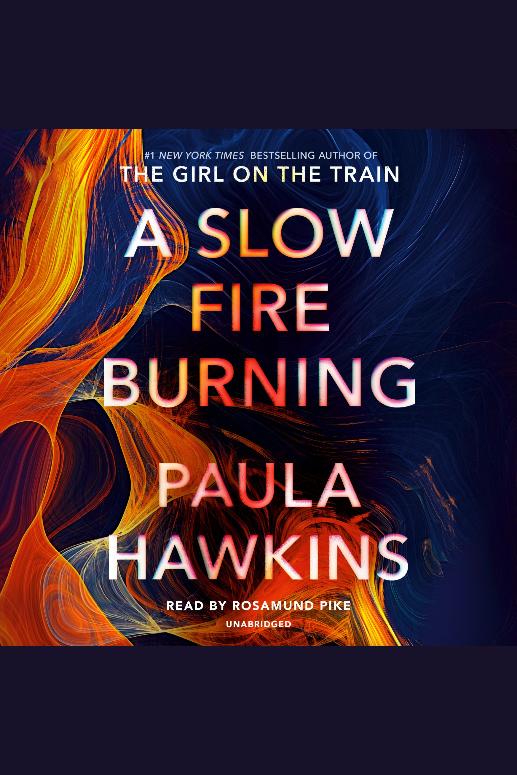 Cover Image of A Slow Fire Burning