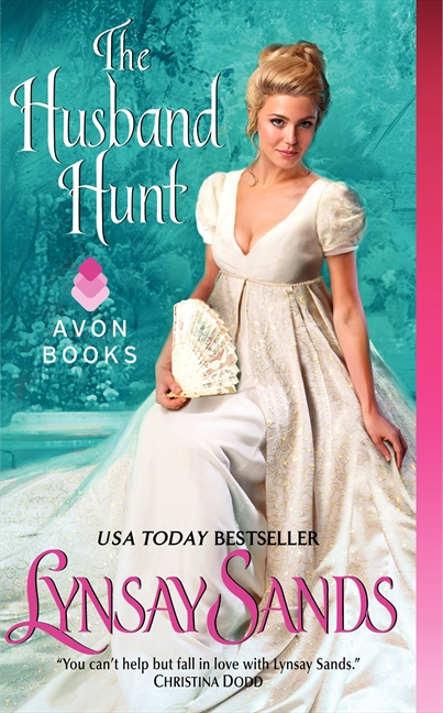 The husband hunt cover image