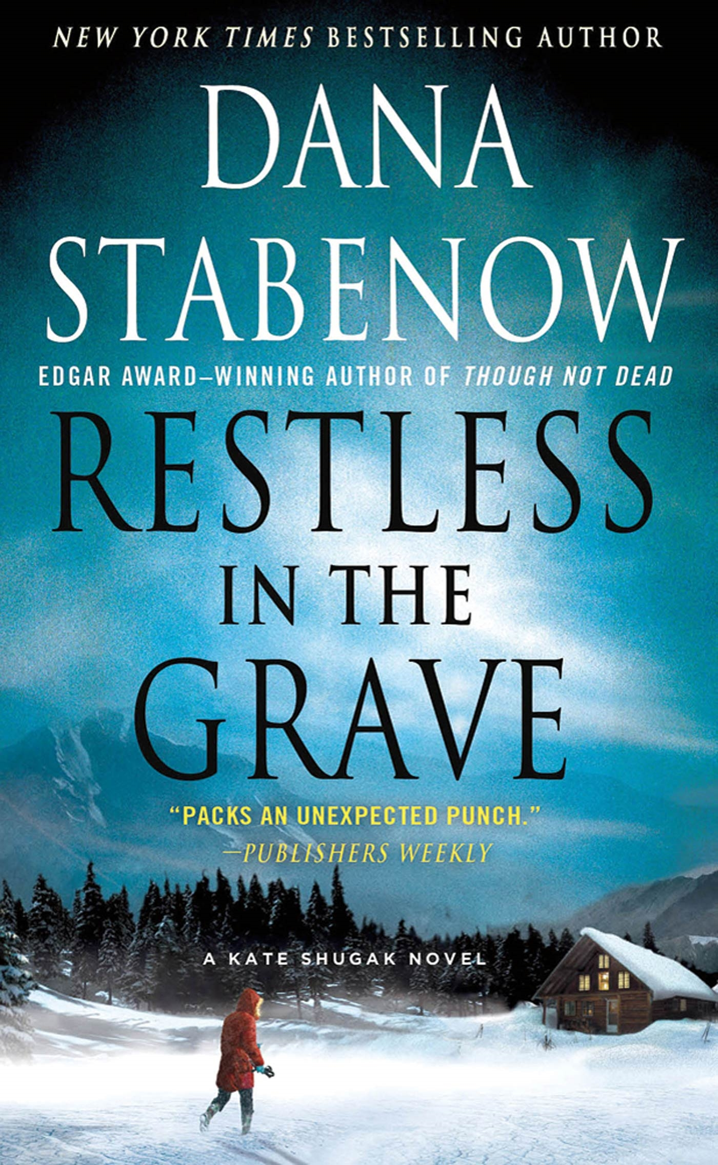 Restless in the grave cover image