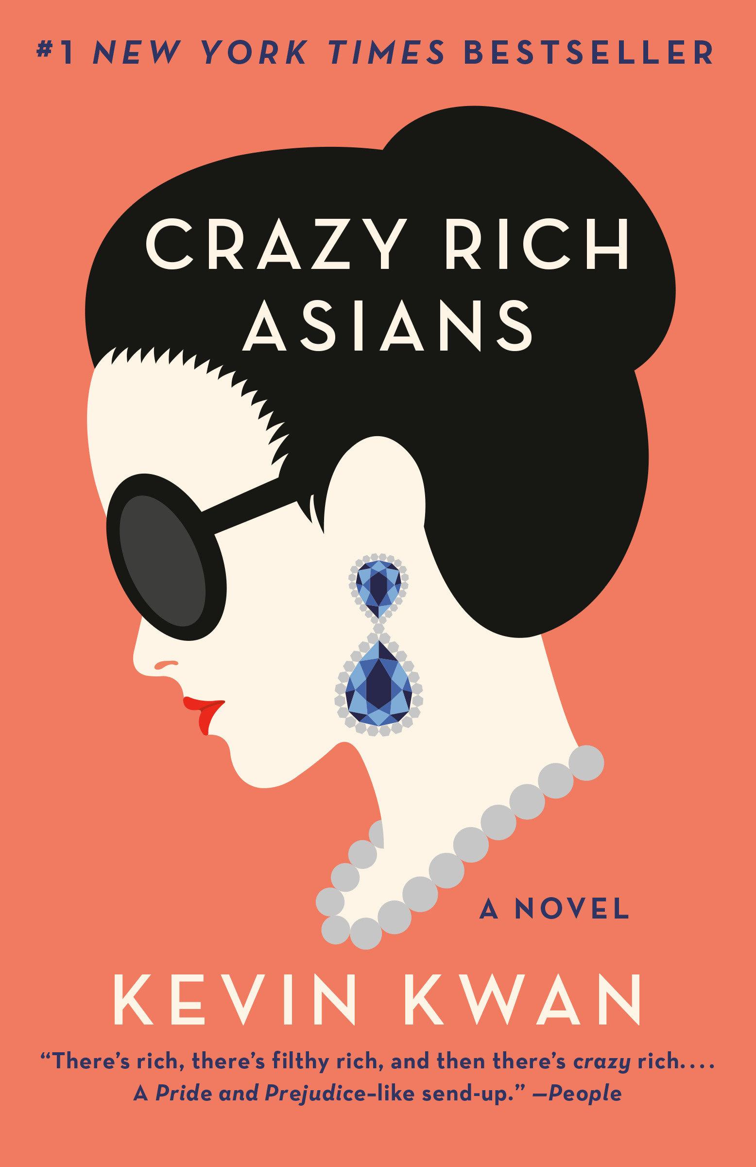 Crazy rich Asians cover image