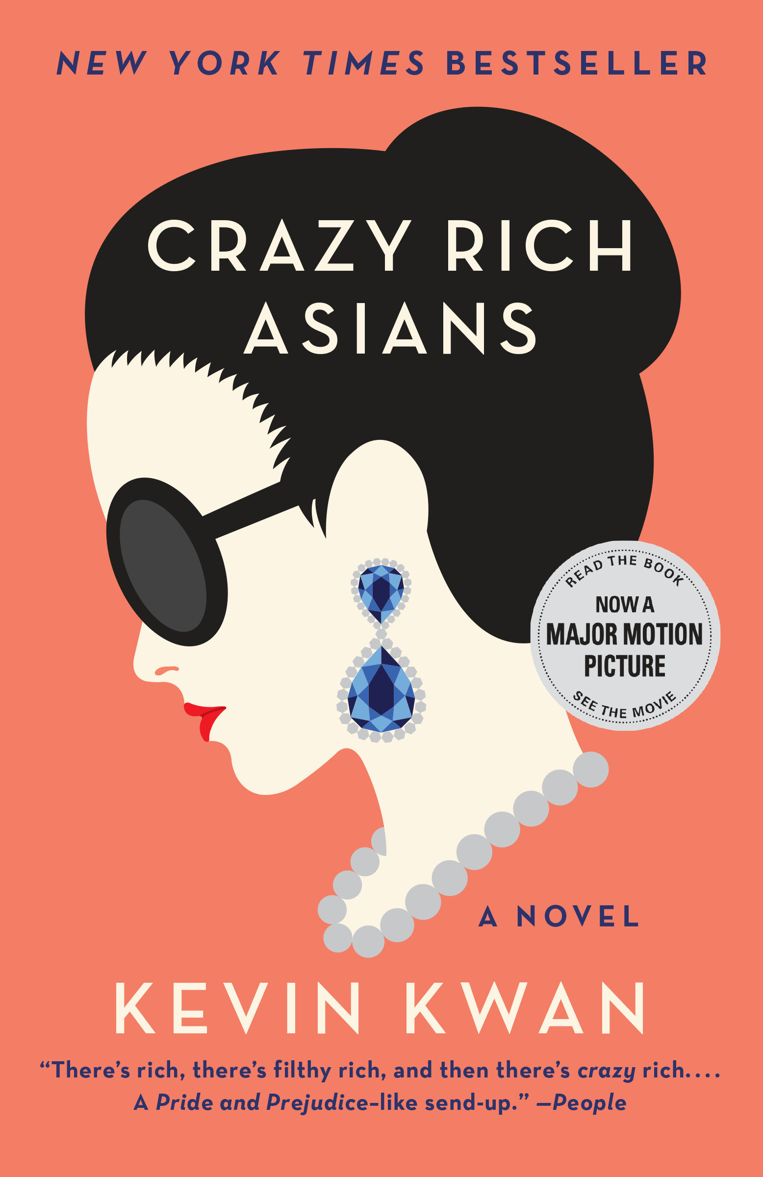 Cover image for Crazy Rich Asians [electronic resource] :