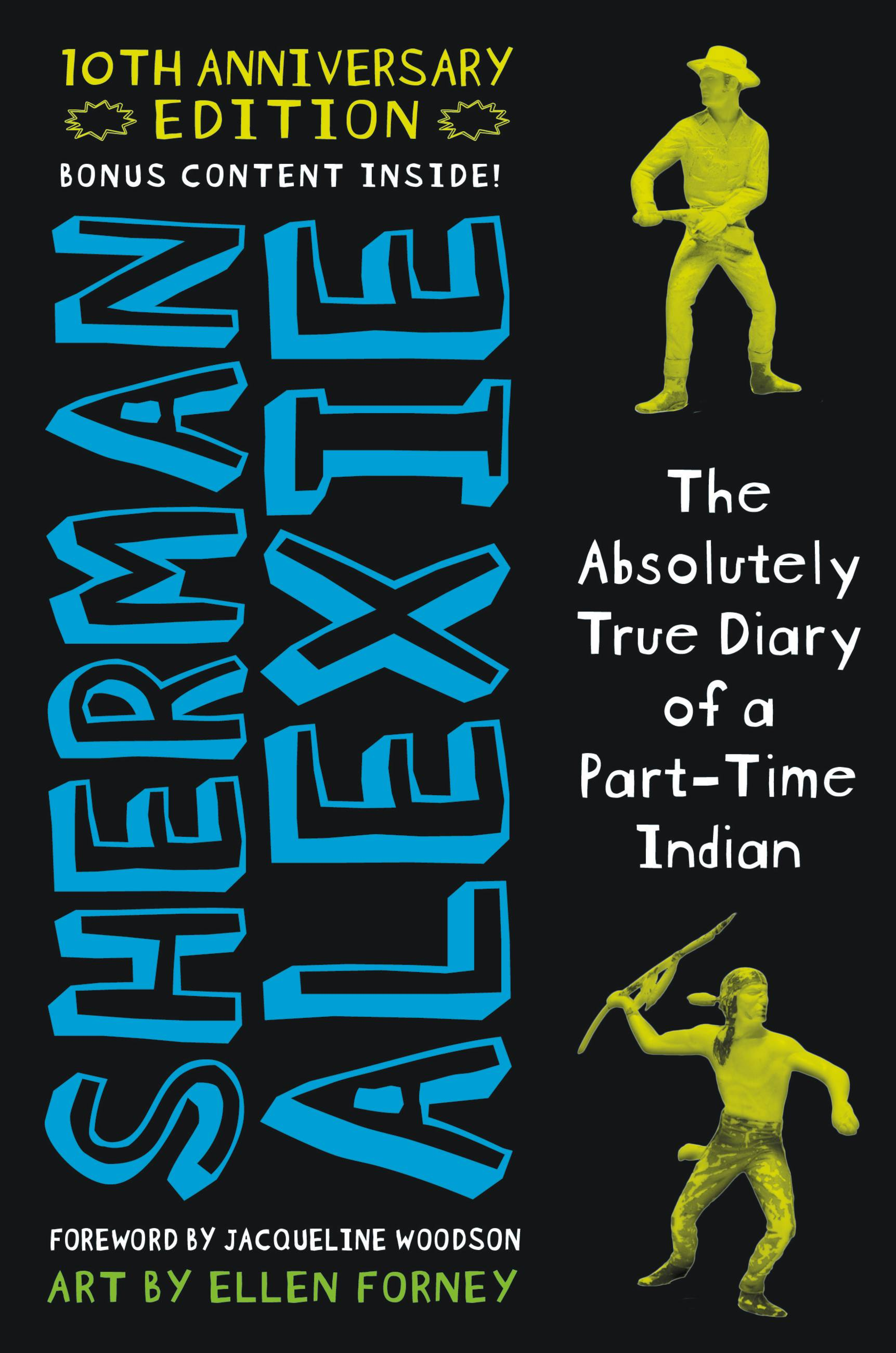 Cover image for The Absolutely True Diary of a Part-Time Indian [electronic resource] :