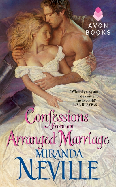Confessions from an arranged marriage cover image