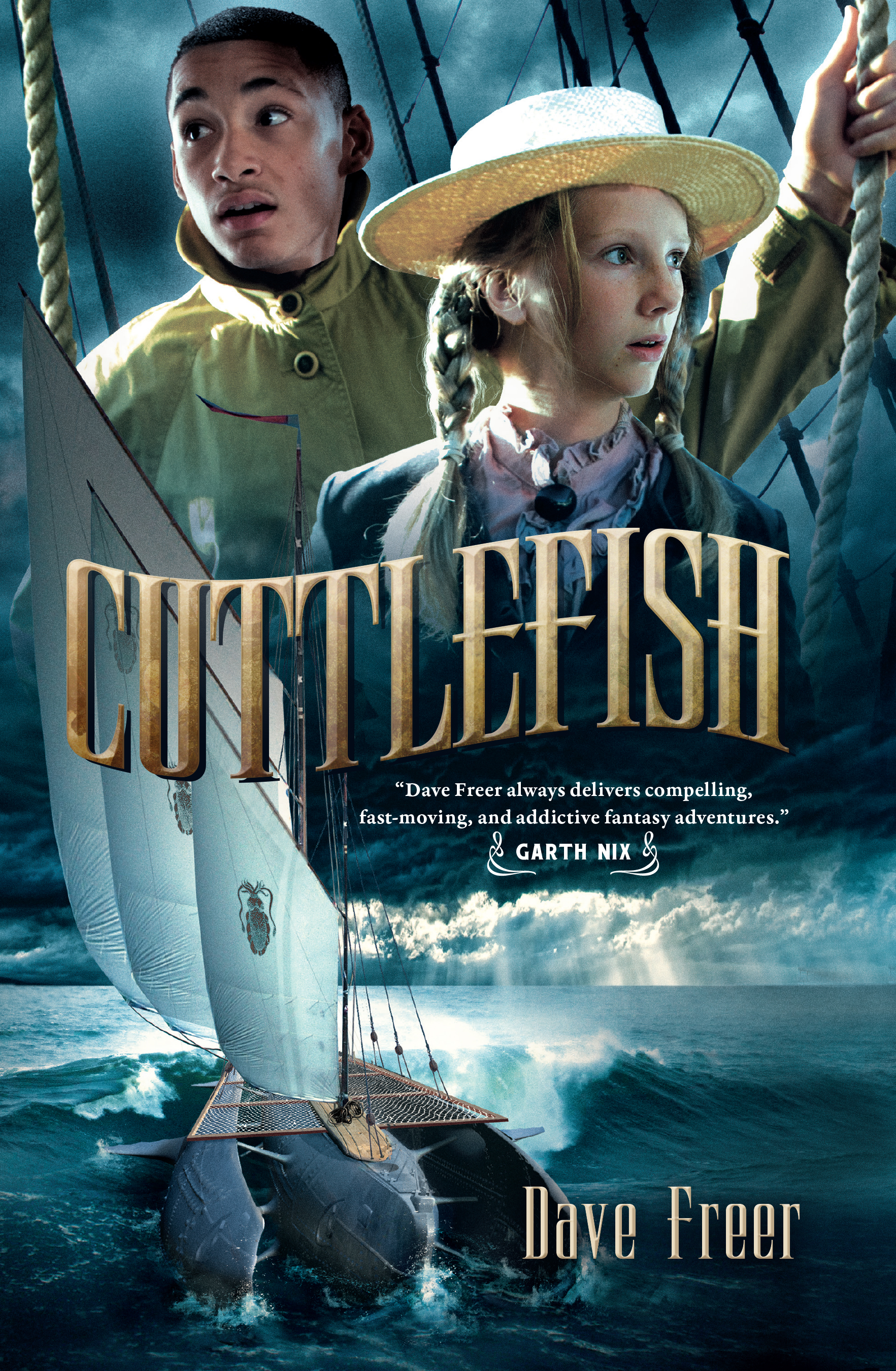 Cuttlefish cover image