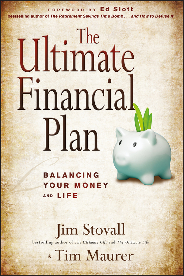 The ultimate financial plan balancing your money and life cover image