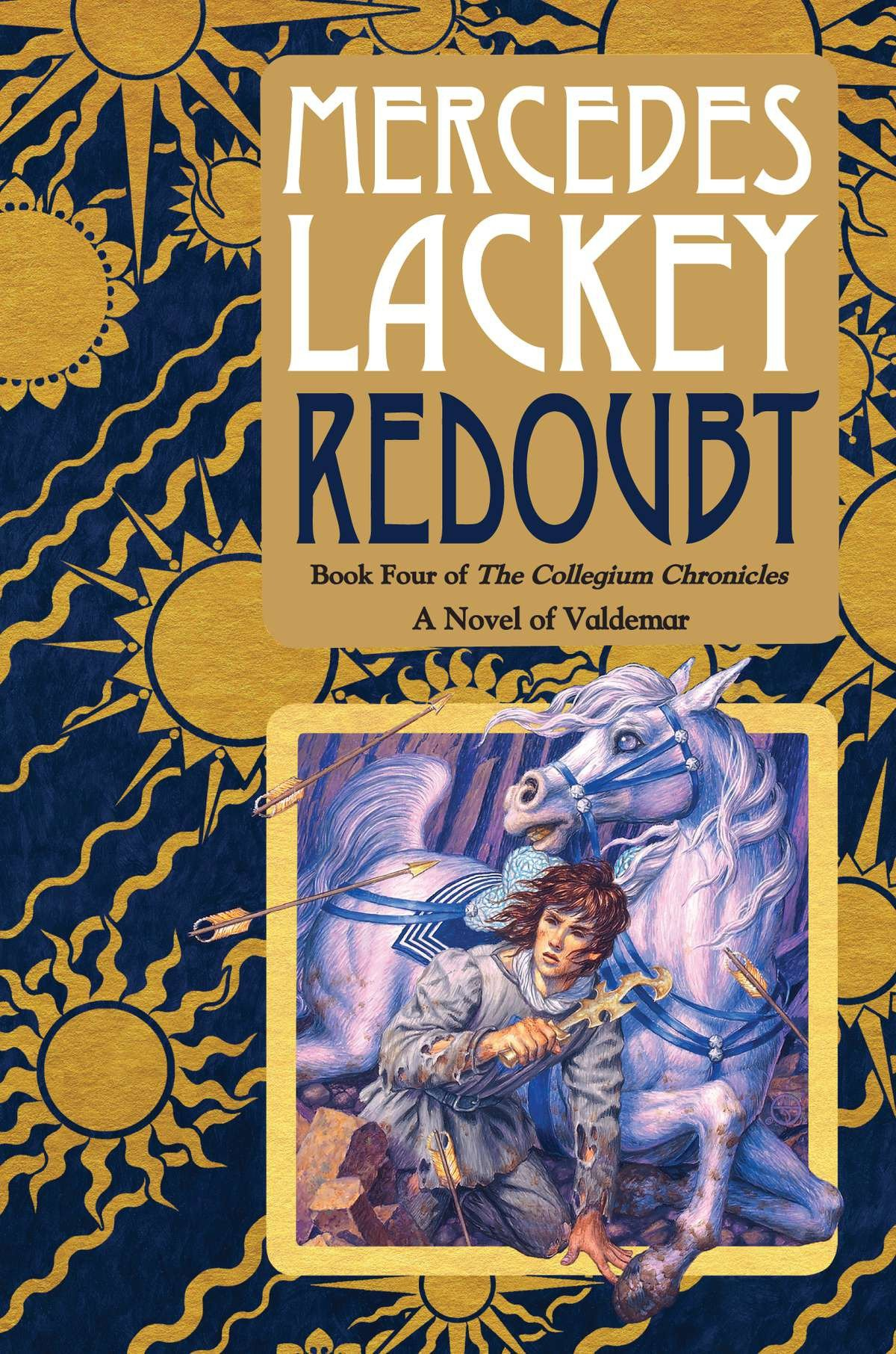 Redoubt cover image