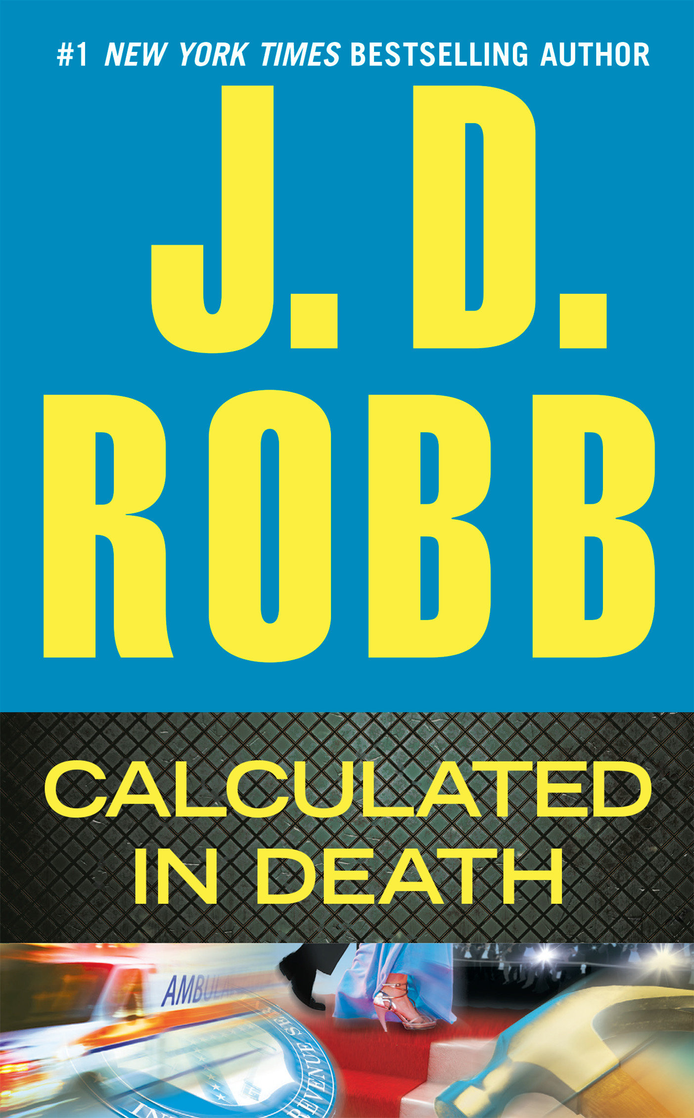 Cover image for Calculated in Death [electronic resource] :