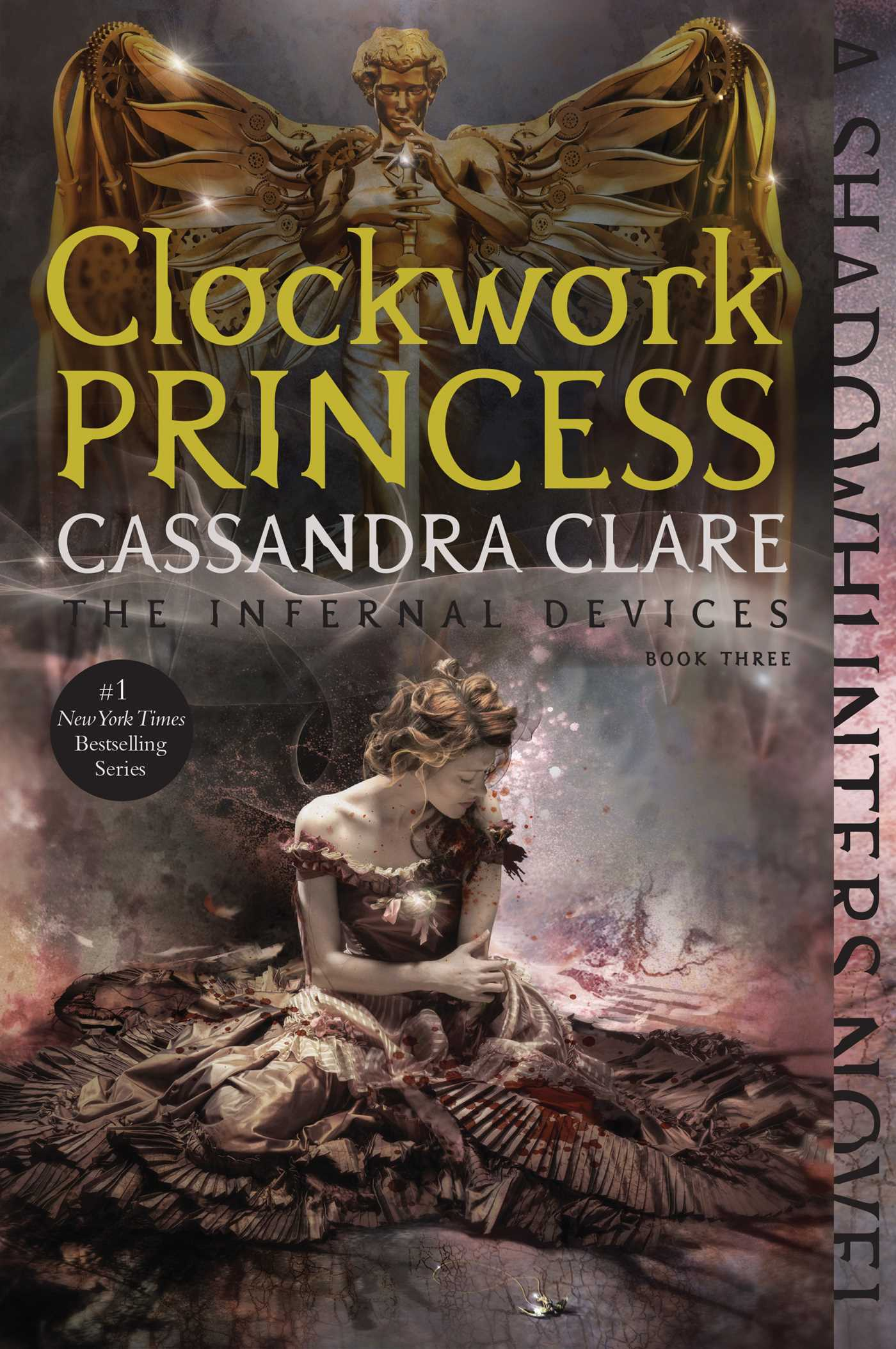 Clockwork Princess cover image