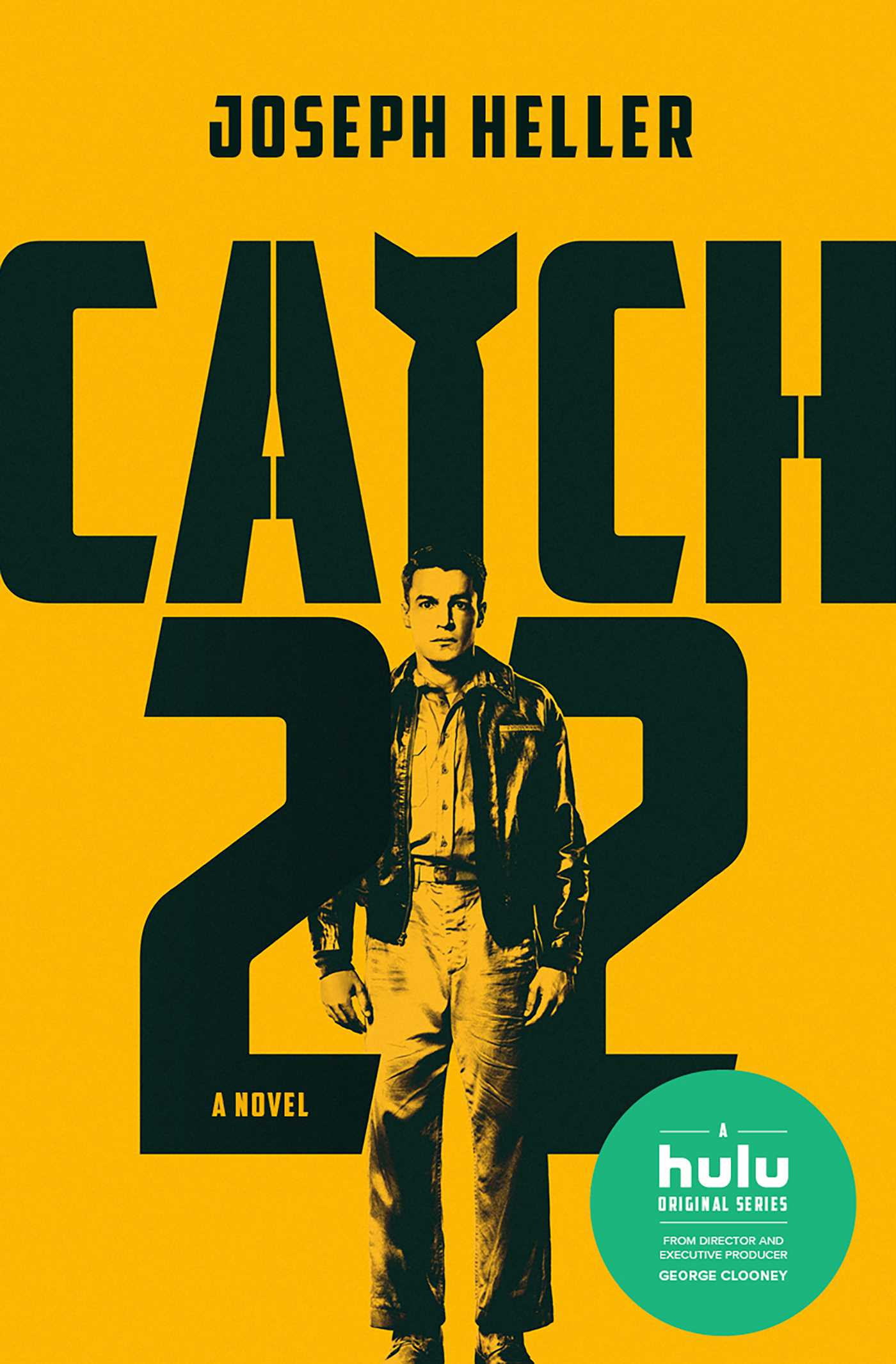 Catch-22 50th Anniversary Edition cover image