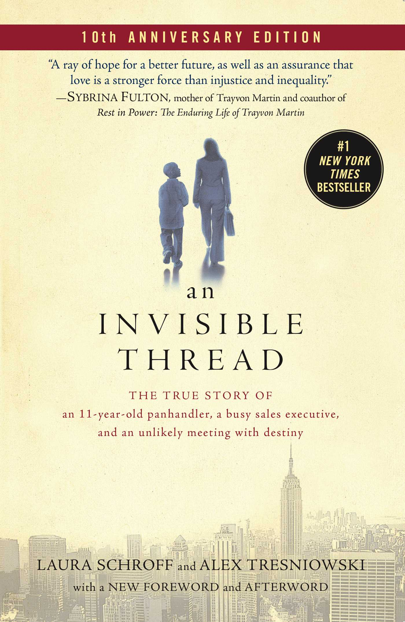 An Invisible Thread [electronic resource (downloadable eBook)] : the True Story of an 11-Year-Old Panhandler, a Busy Sales Executive, and an Unlikely Meeting with Destiny