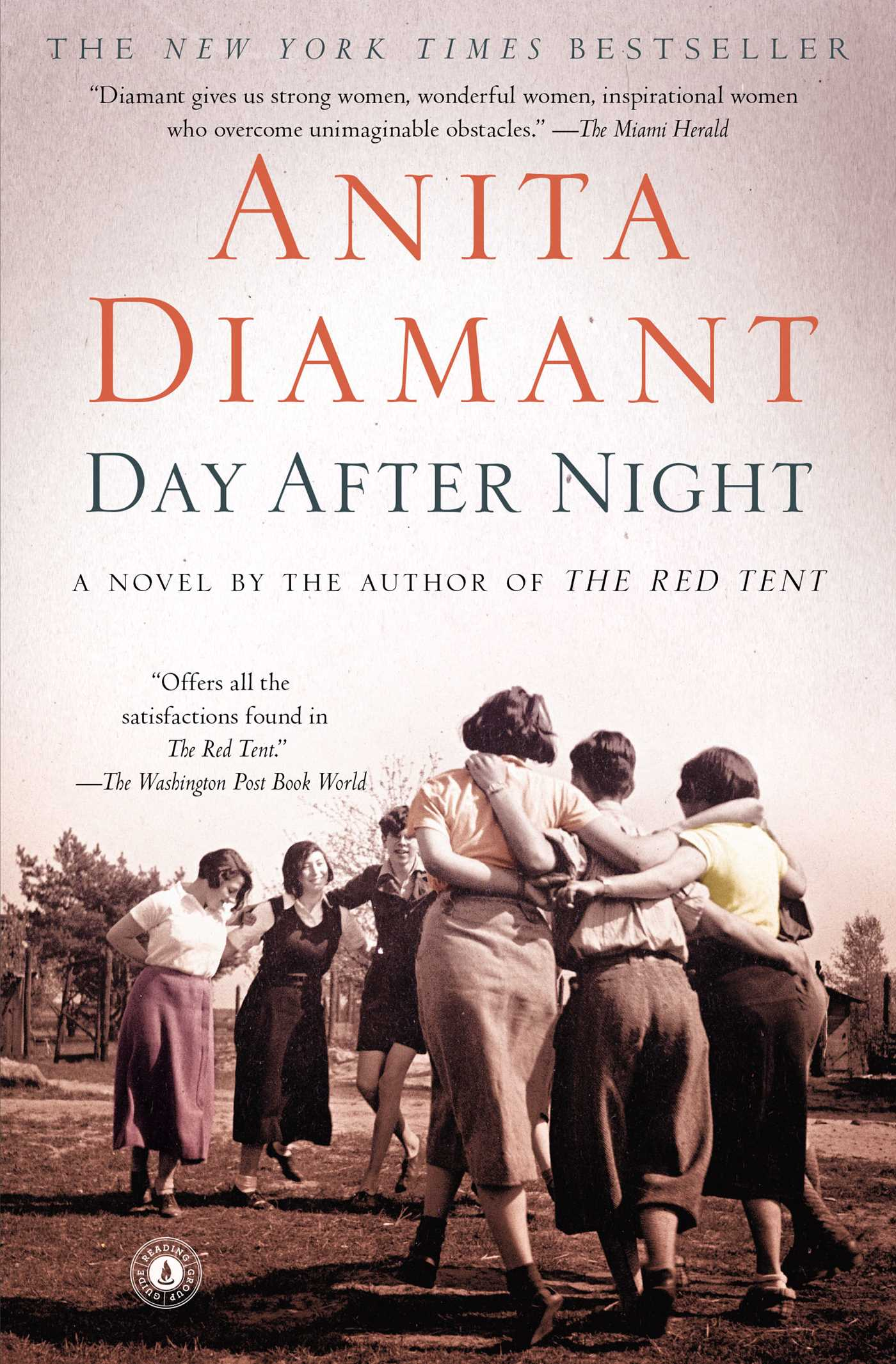 Day after night cover image
