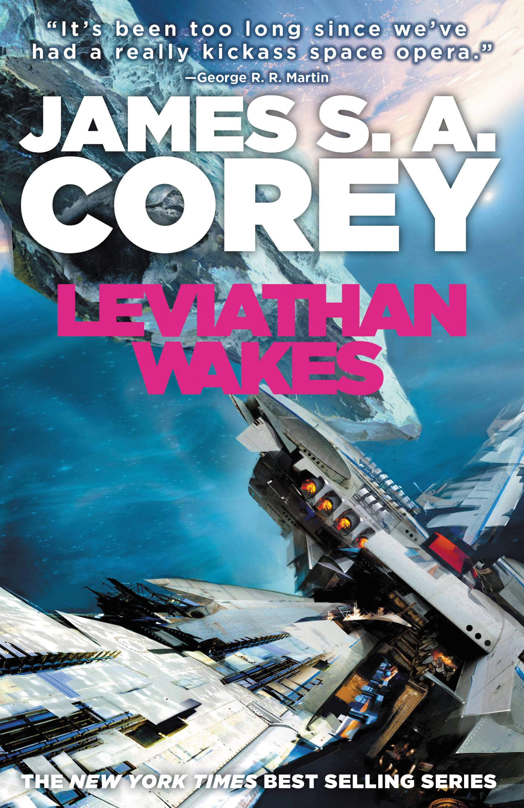 Leviathan wakes [electronic resource (downloadable eBook)]