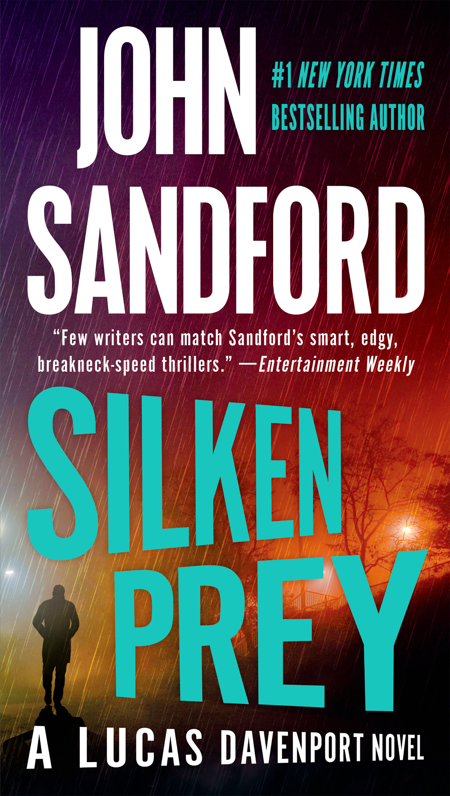 Cover image for Silken Prey [electronic resource] : A Lucas Davenport Novel