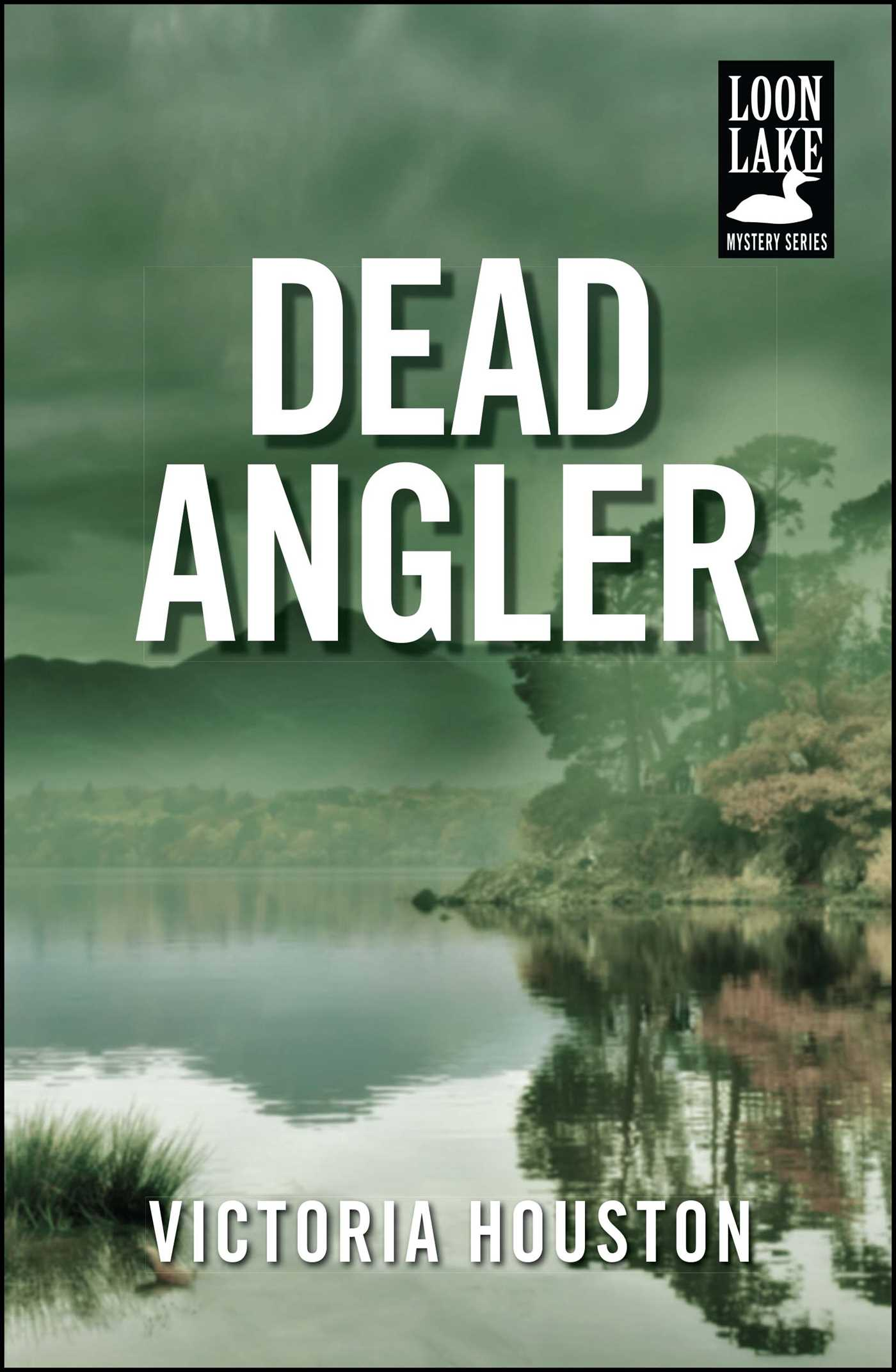 Cover image for Dead Angler [electronic resource] :